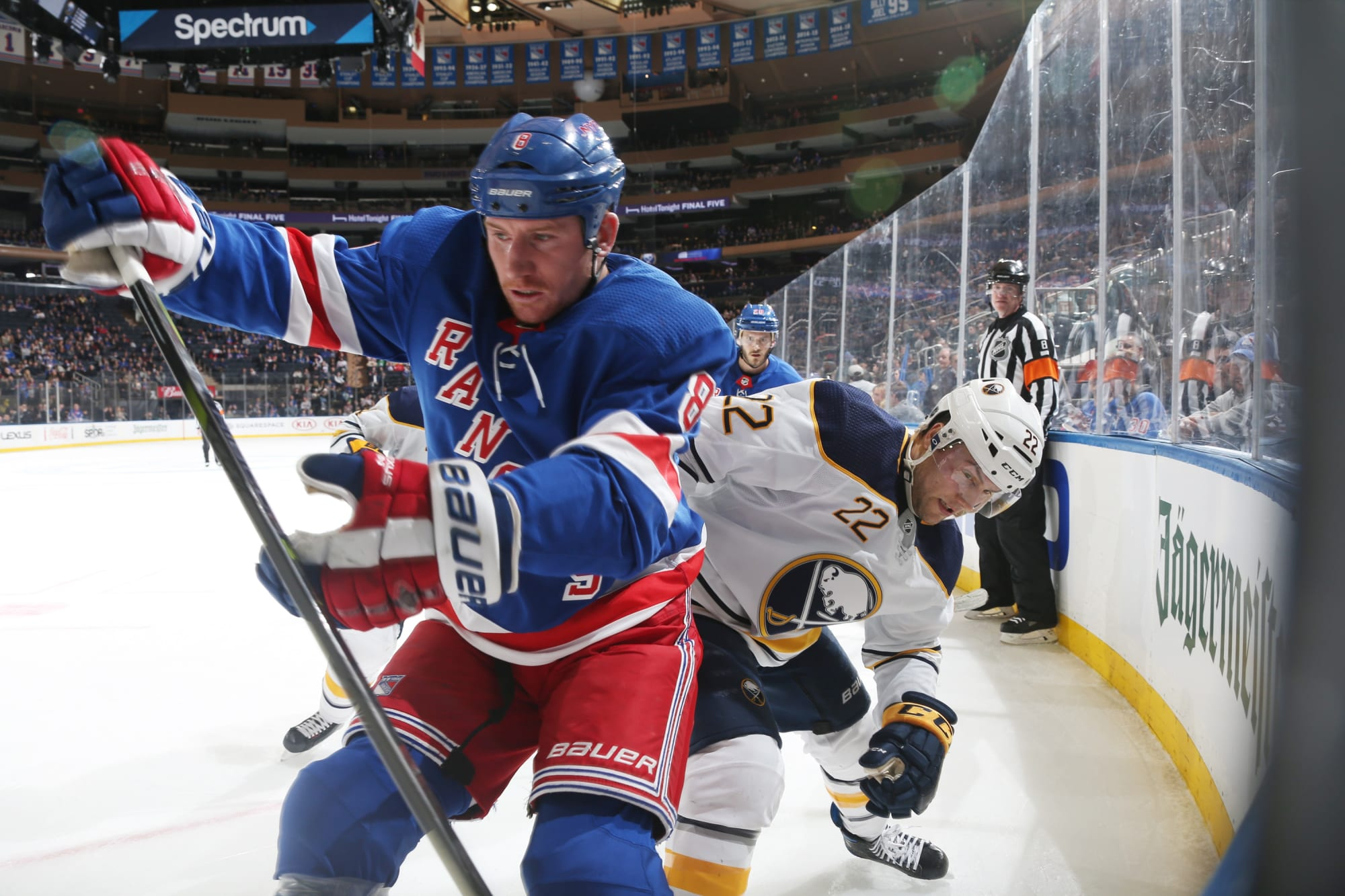 New York Rangers 2017-18 report cards: The rest of the roster