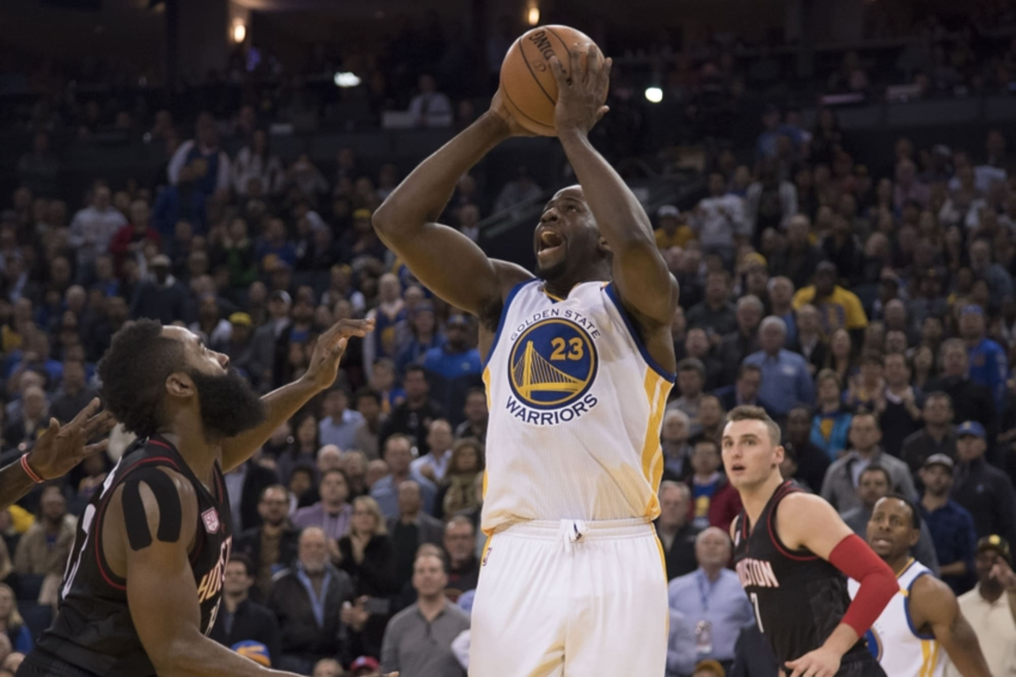 Draymond Greens Will to Win is Unmatched