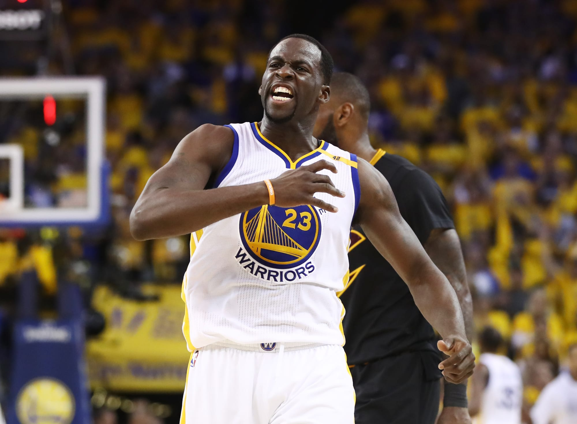 Draymond Green Net Worth 2018: What is this basketball