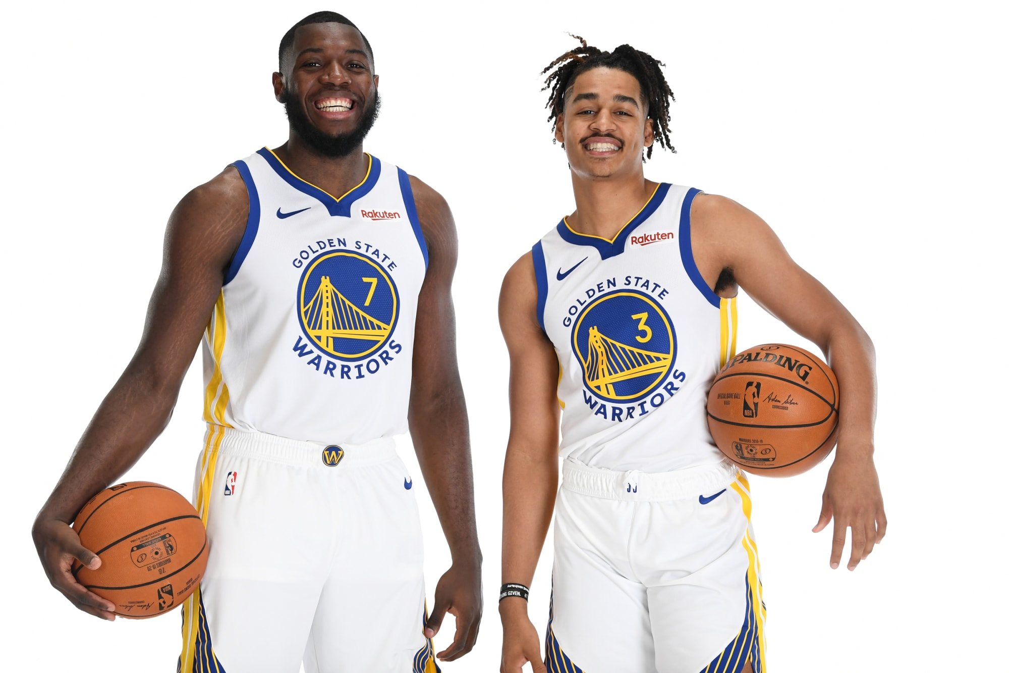 Warriors 2020-2021 roster will be laced with young talent