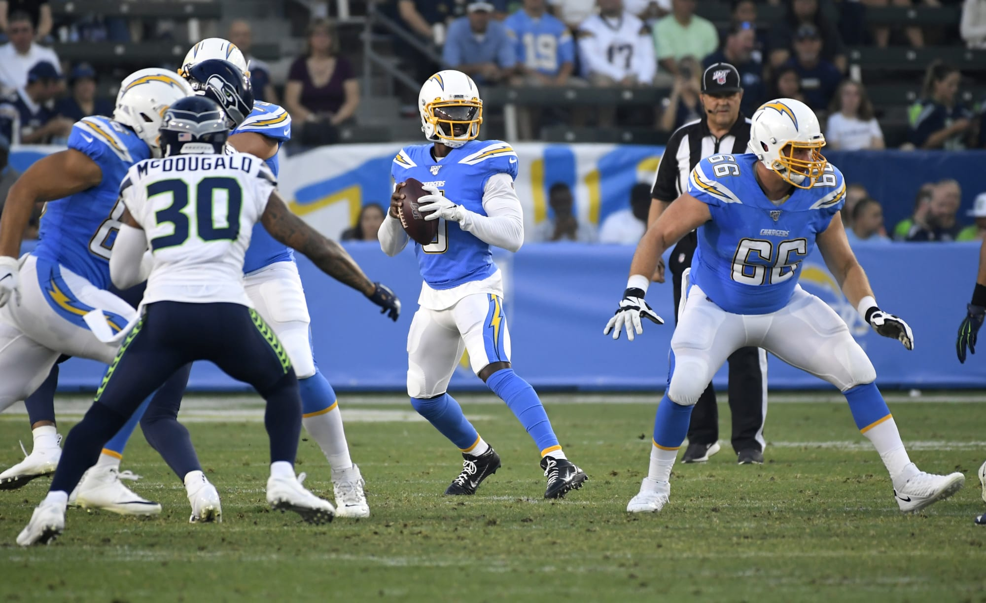 Chargers Depth Chart