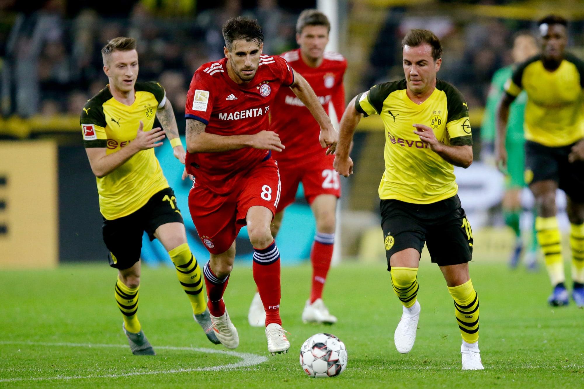 Bayern Vs Dortmund Live Stream