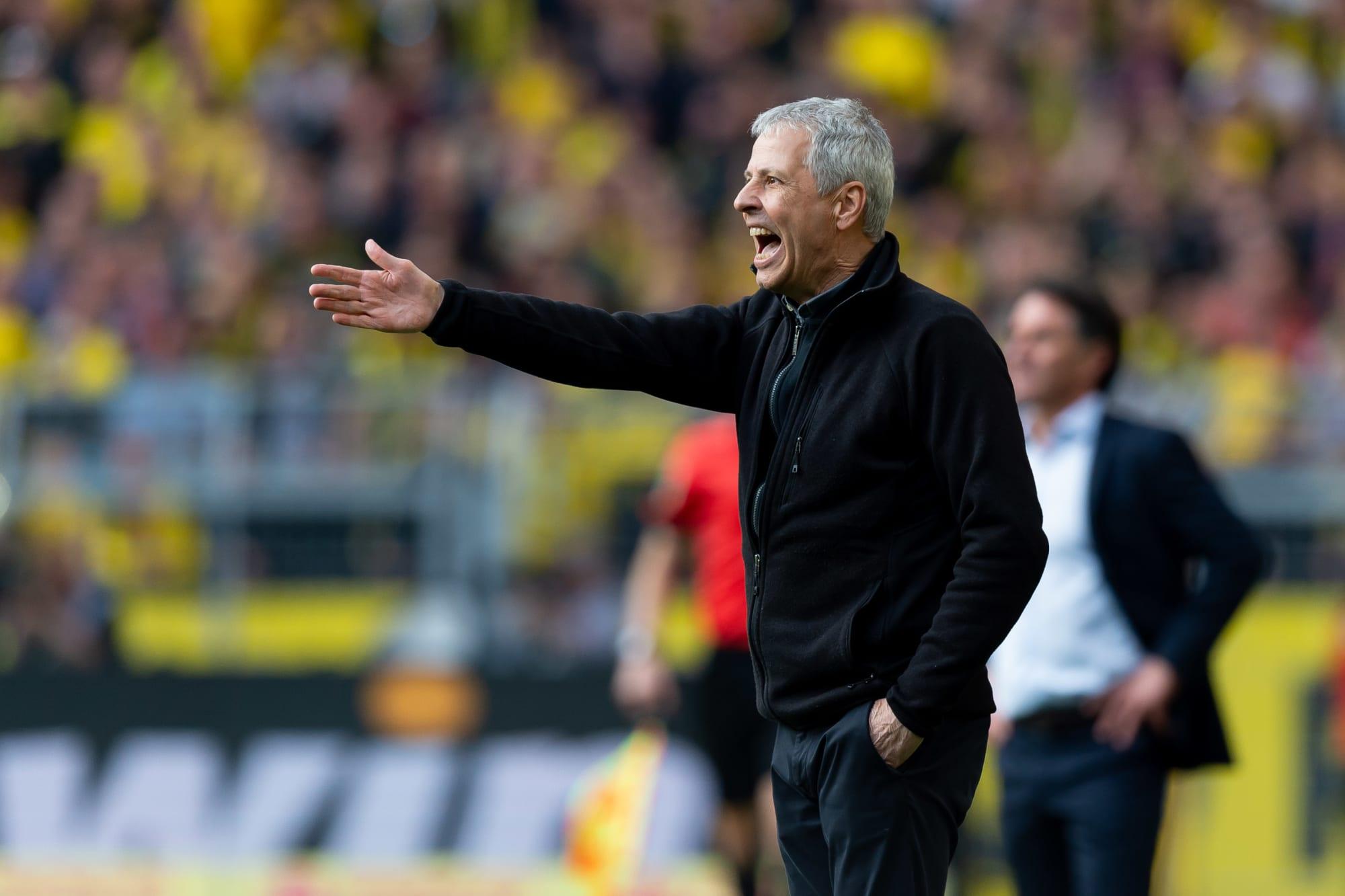 Favre Dortmund