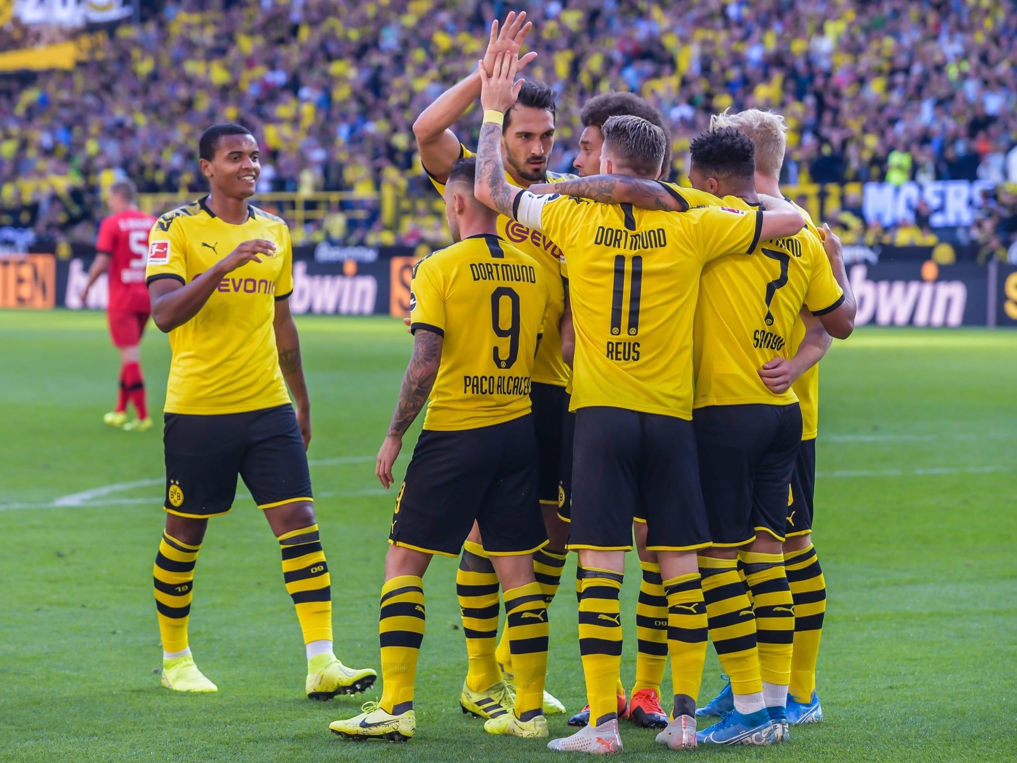 Borussia Dortmund Frankfurt