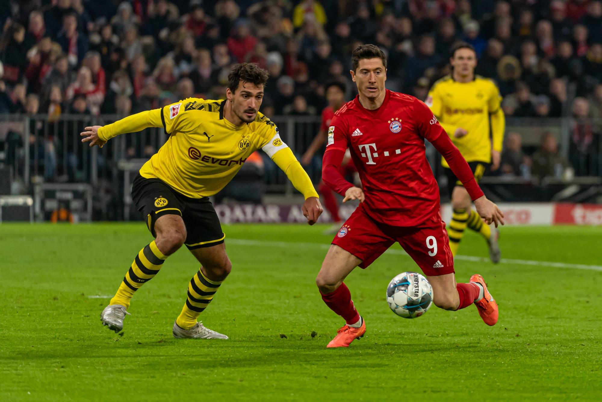 Borussia Dortmund Vs Bayern Munich Six Players To Watch