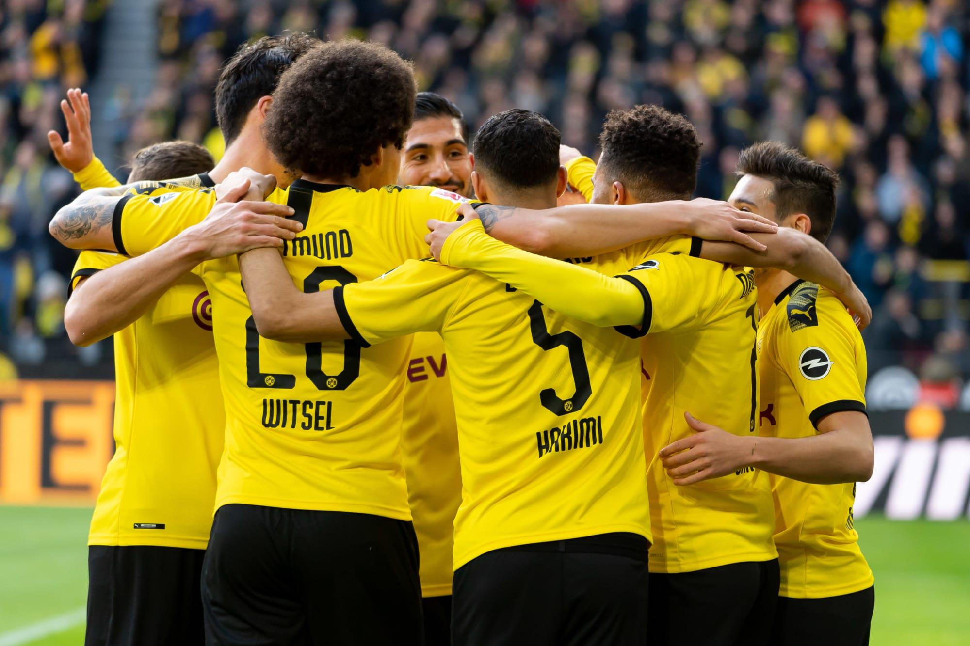 Borussia – Freiburg