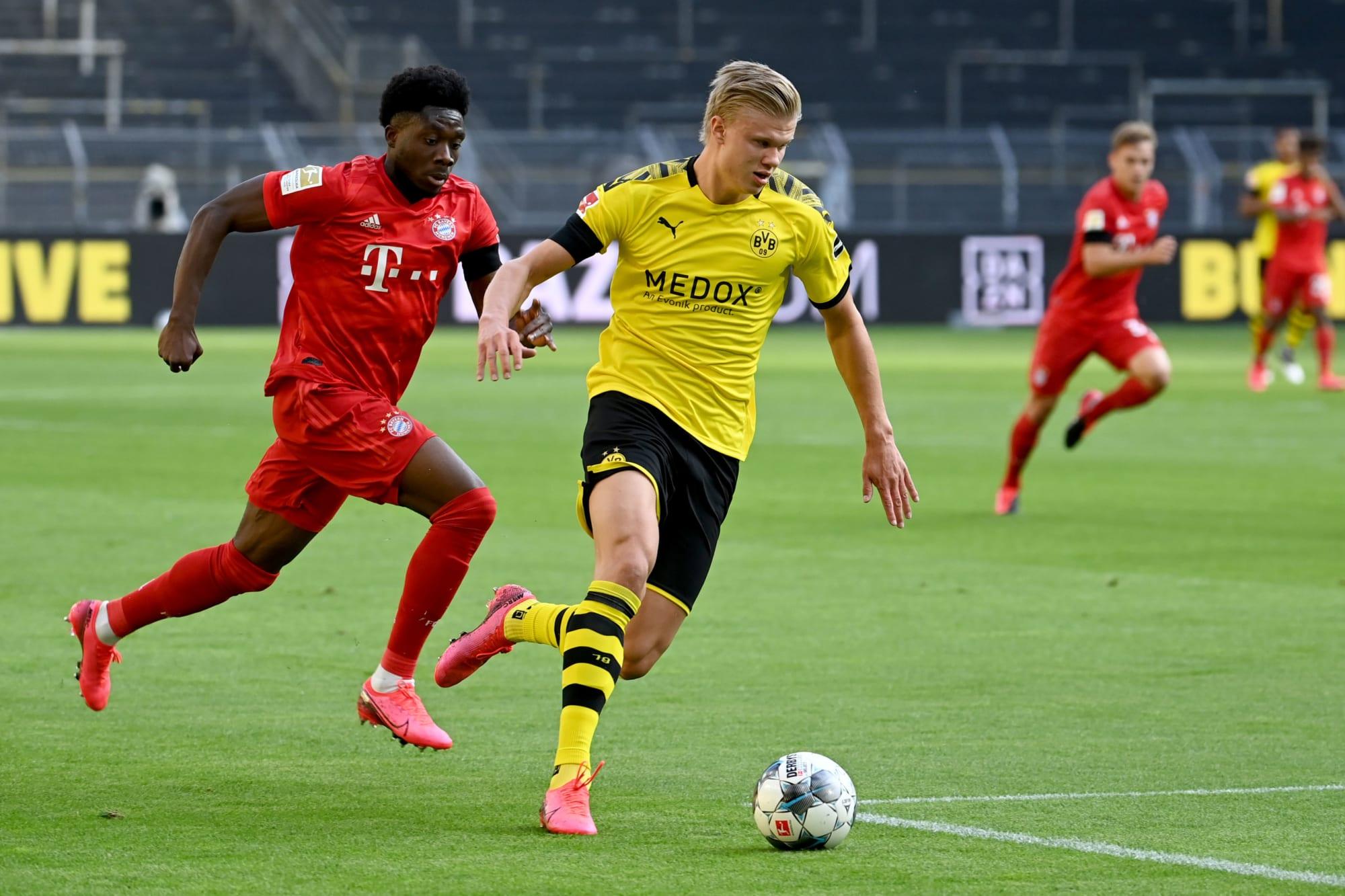 Bayern MГјnchen Borussia Dortmund Live Stream Kostenlos