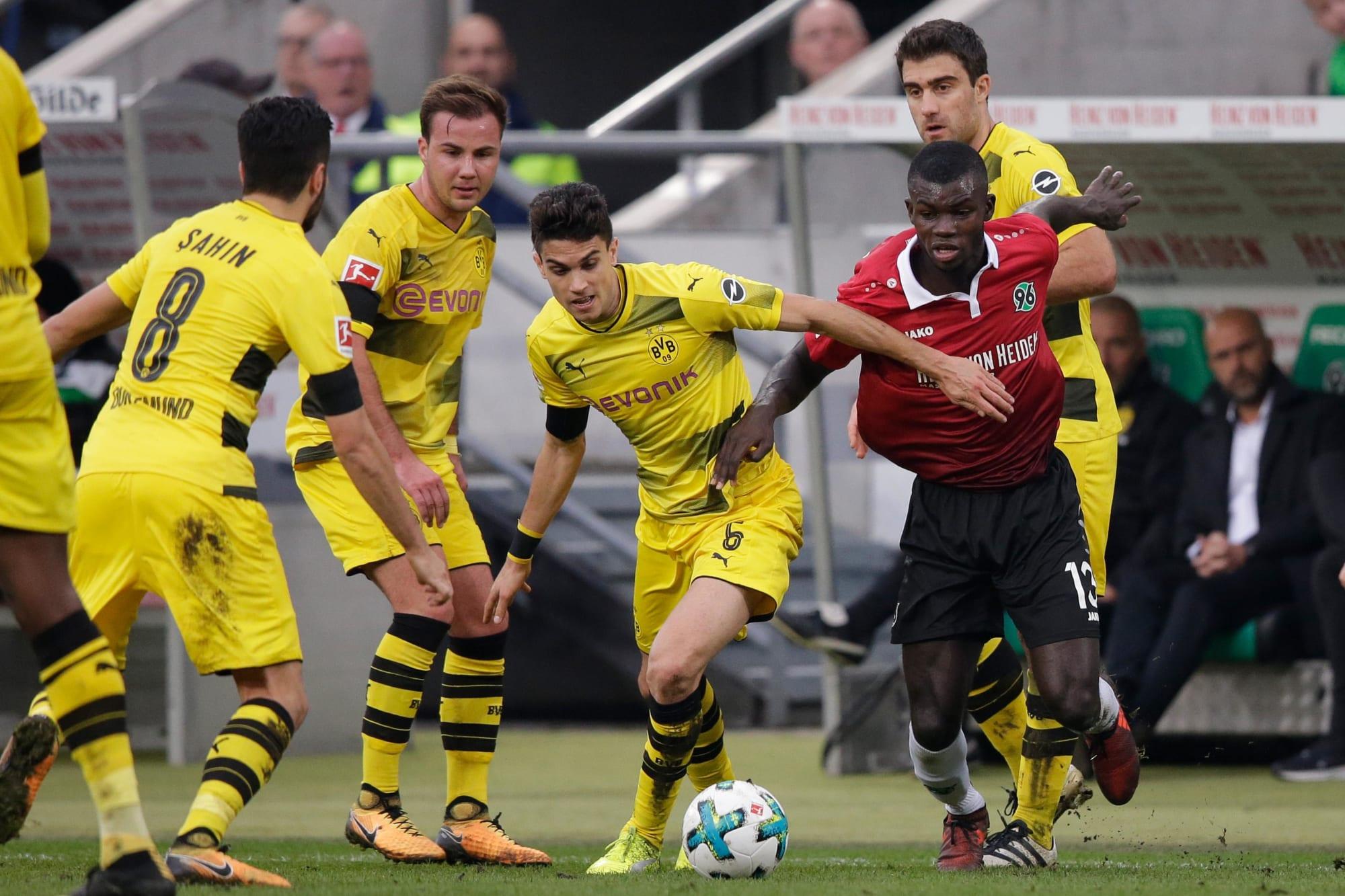 Hannover 96 Borussia Dortmund