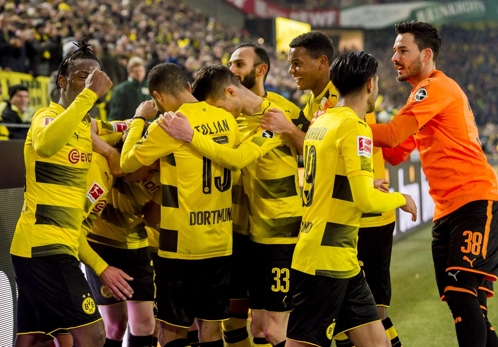 Dortmund Bvb Europa League