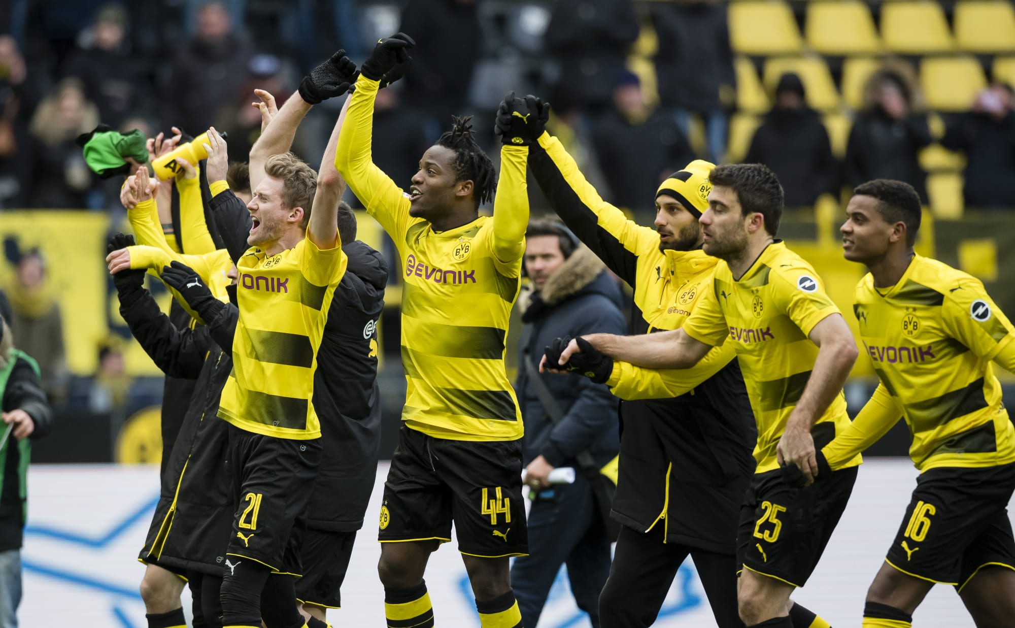 Hannover Dortmund