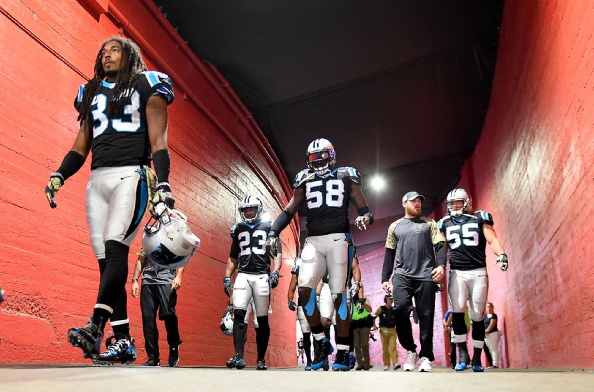 Carolina Panthers: NFC South Overview - Week 9