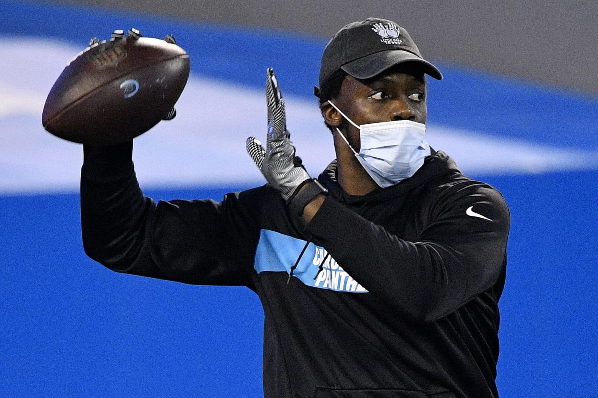 Carolina Panthers: Teddy Bridgewater reflects on ...