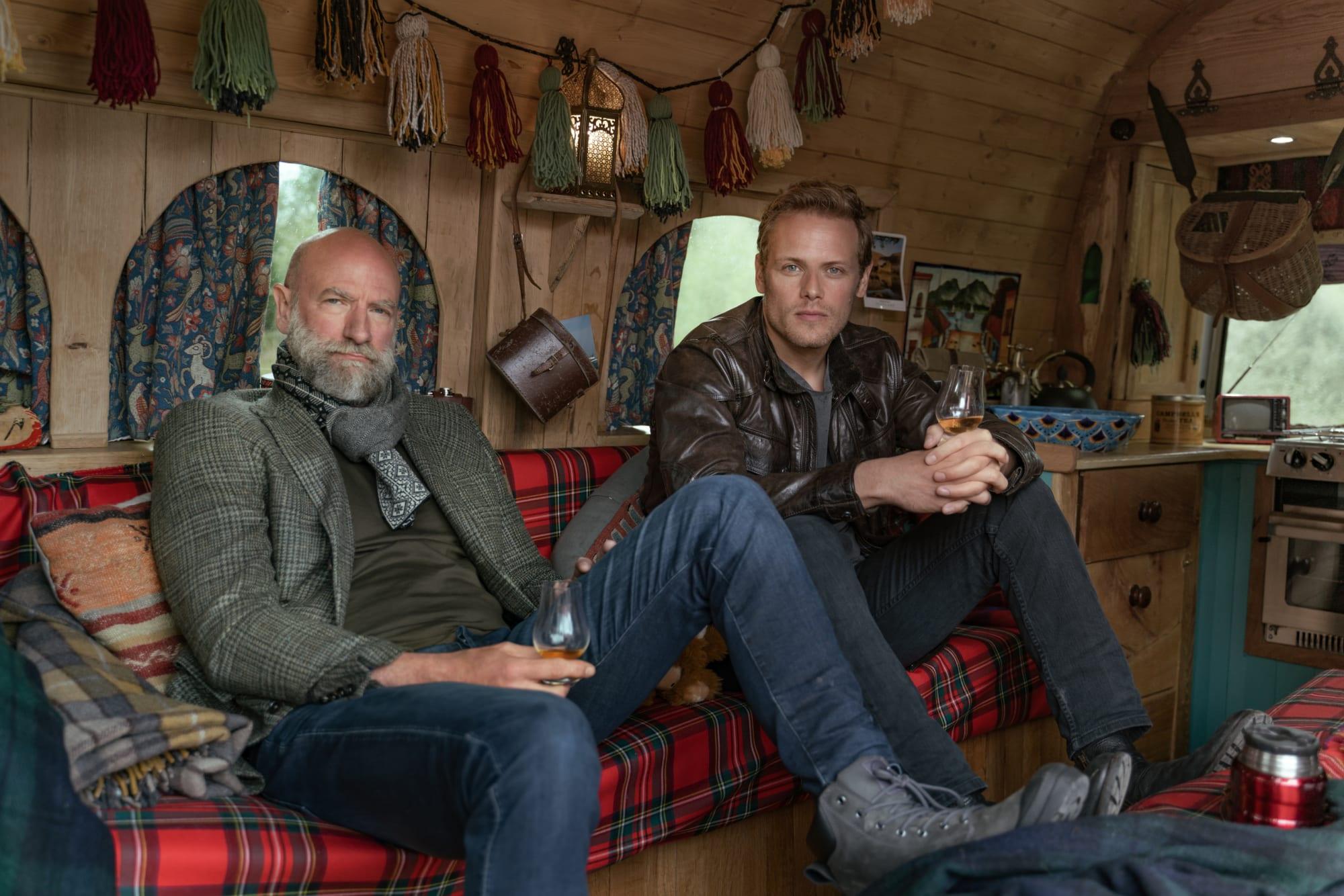 Watch the Men in Kilts Season 1 finale online: Free STARZ ...