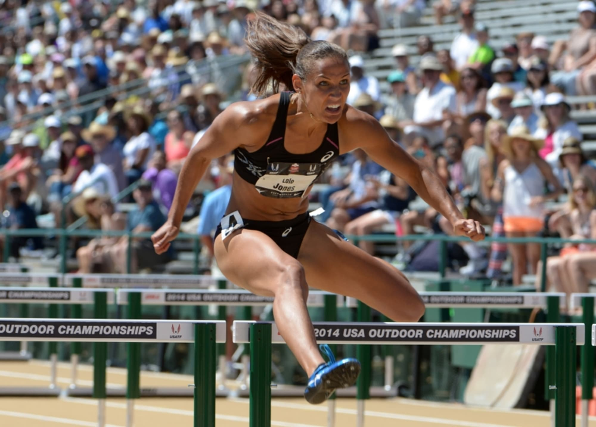 Lolo Jones sets return to track, bobsled after latest surgery - OlympicTalk   NBC Sports