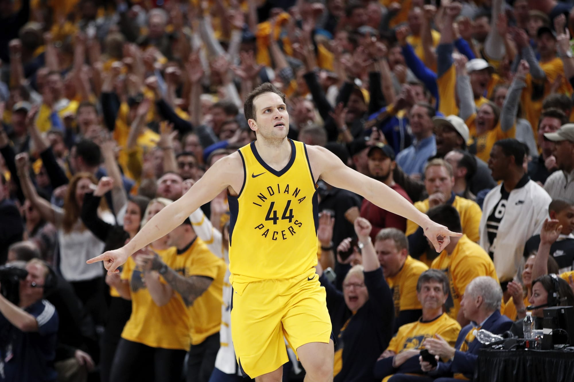 NBA Playoffs 2018: Cleveland Cavaliers vs. Indiana Pacers ...