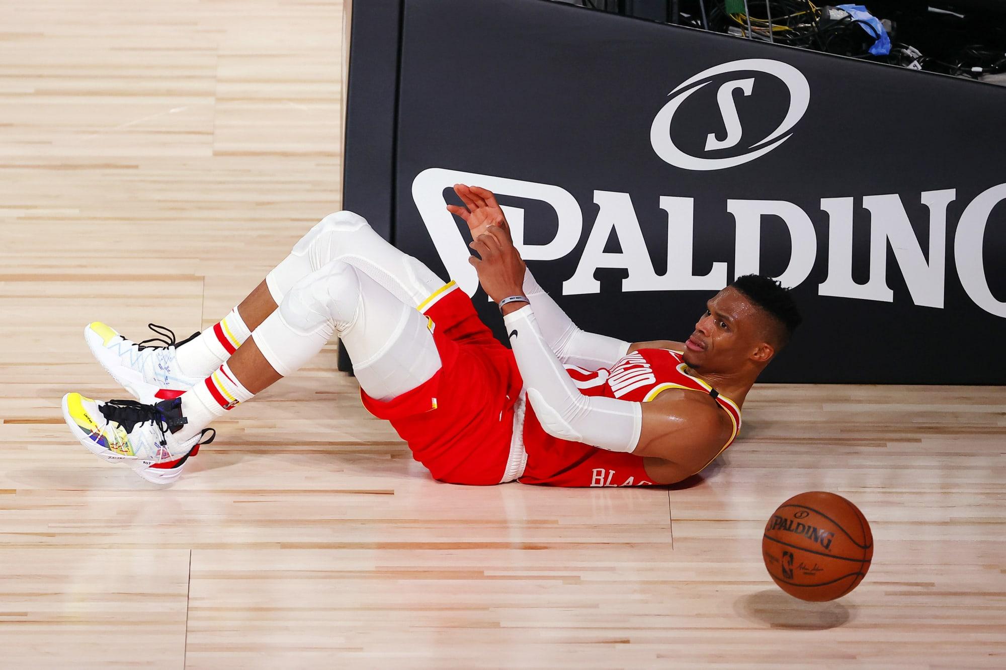 Russell Westbrook injury update: Rockets star may return ...