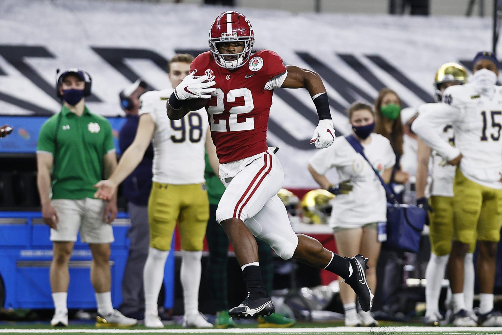 2021 NFL Draft: 5 teams that should draft Alabama's Najee ...