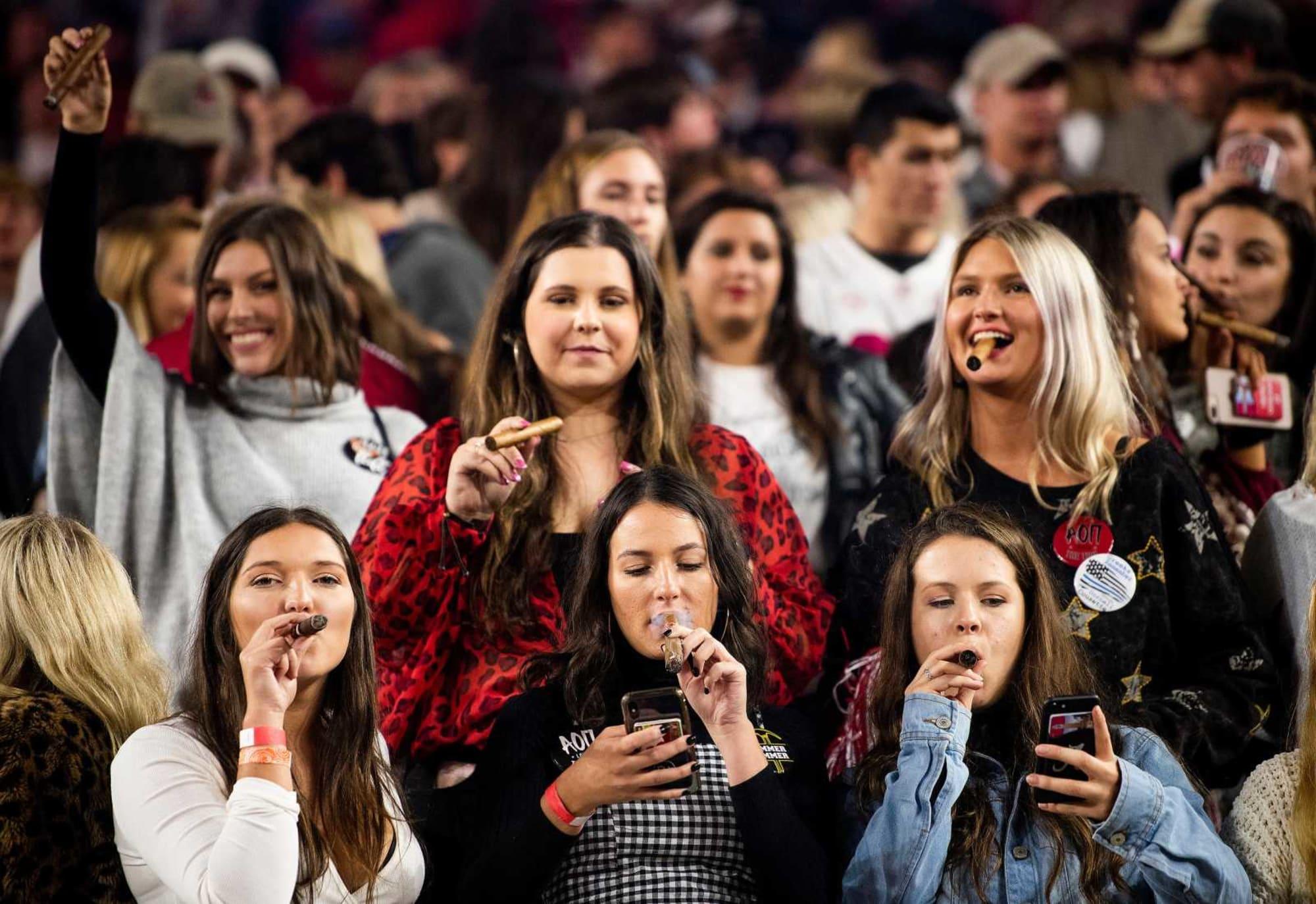 ESPN college pick em picks October 24: Have a cigar!