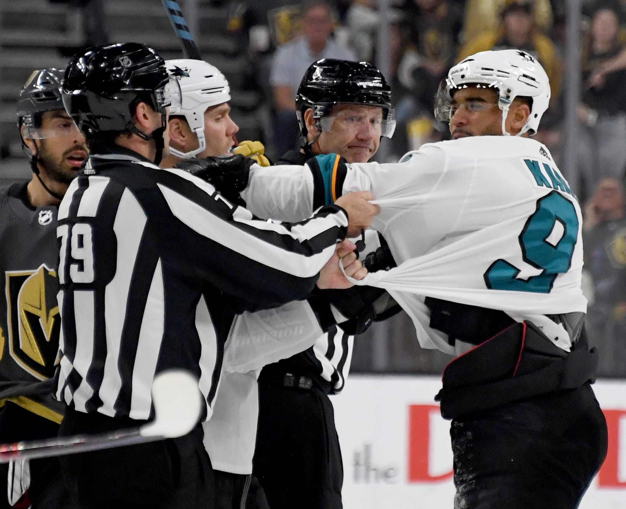 San Jose Sharks: Evander Kane suspended by NHL for three games
