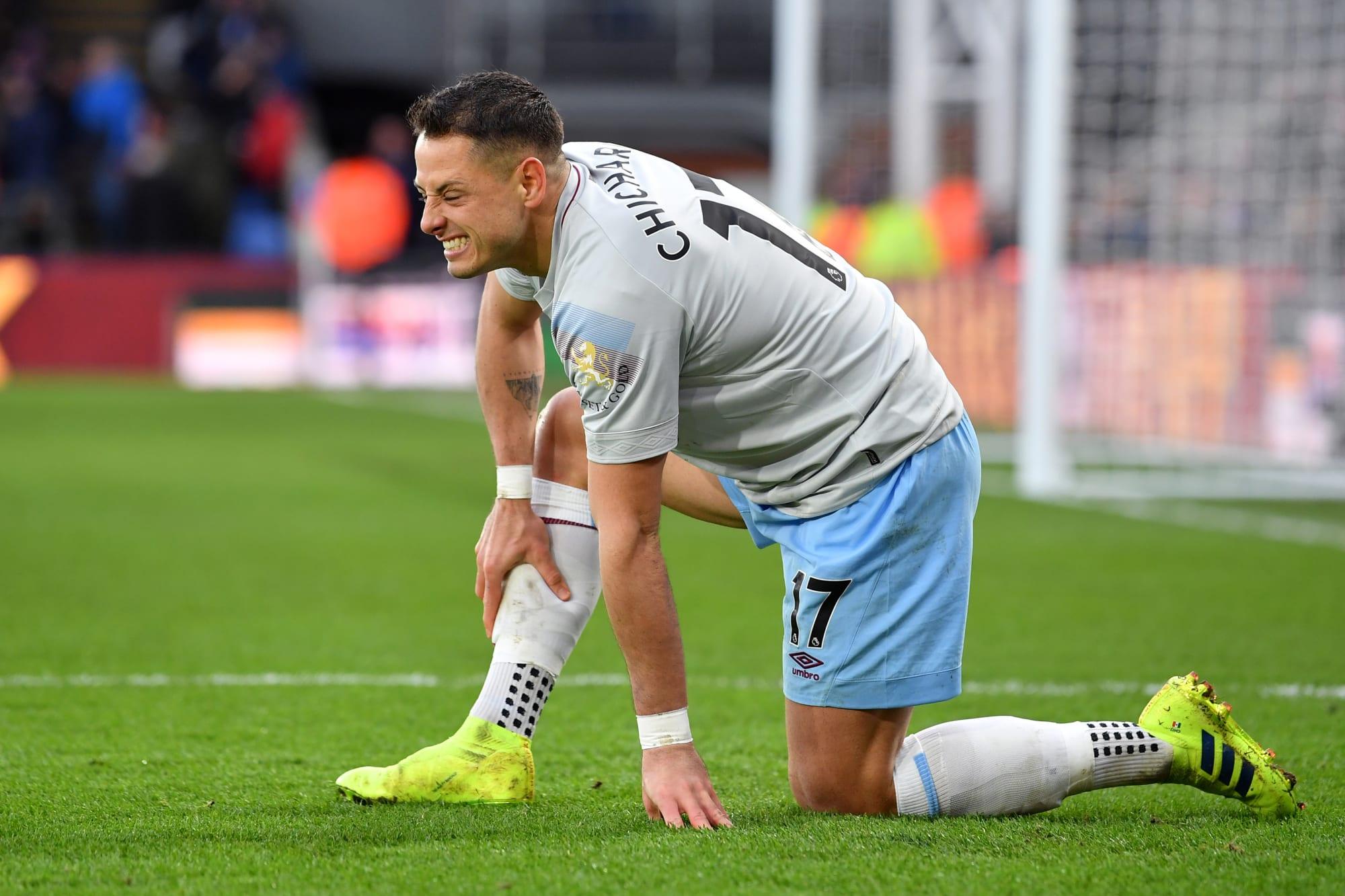Marko Arnautovic's West Ham return halted by Chicharito