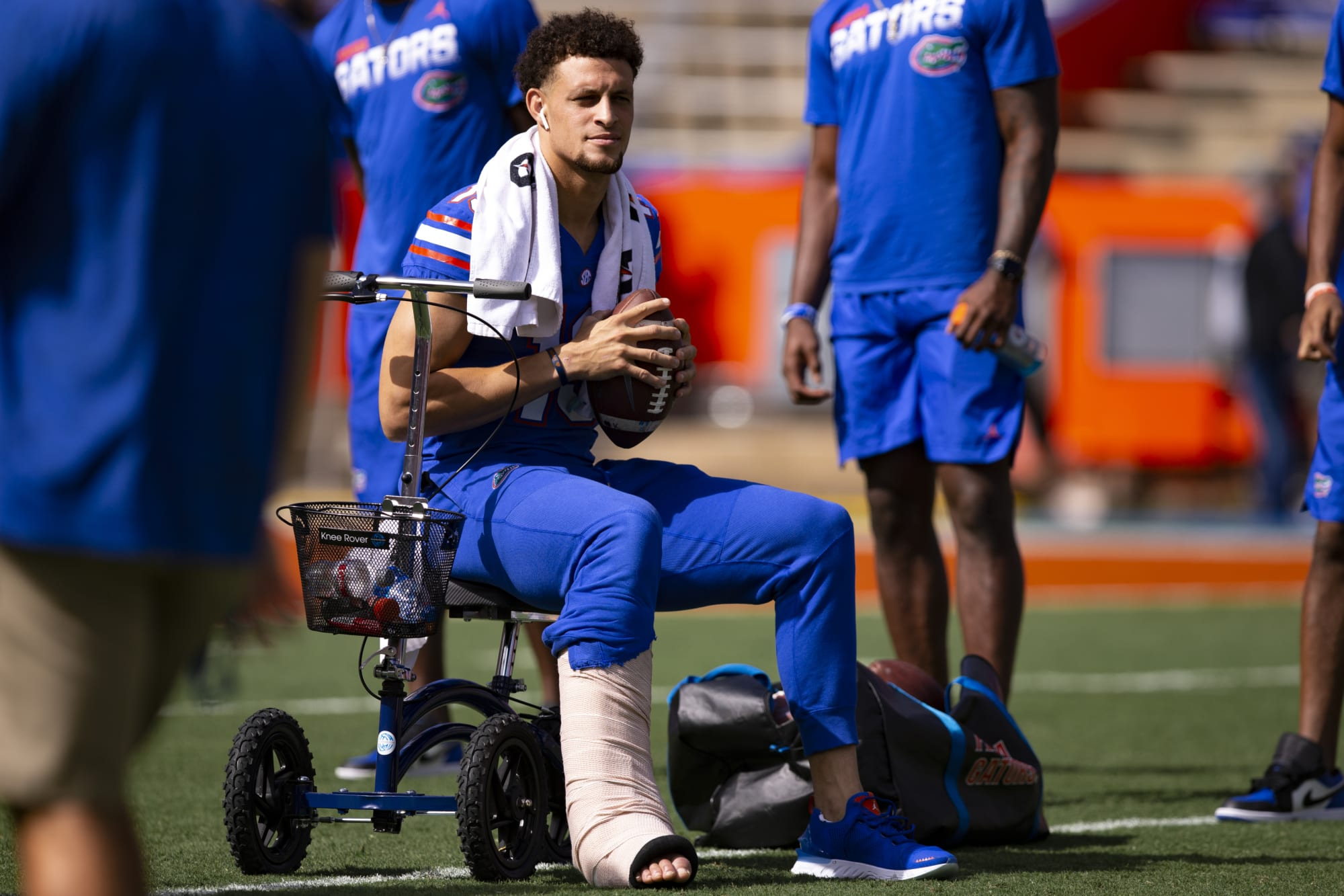 Florida football: Gators' injury report against the Towson ...