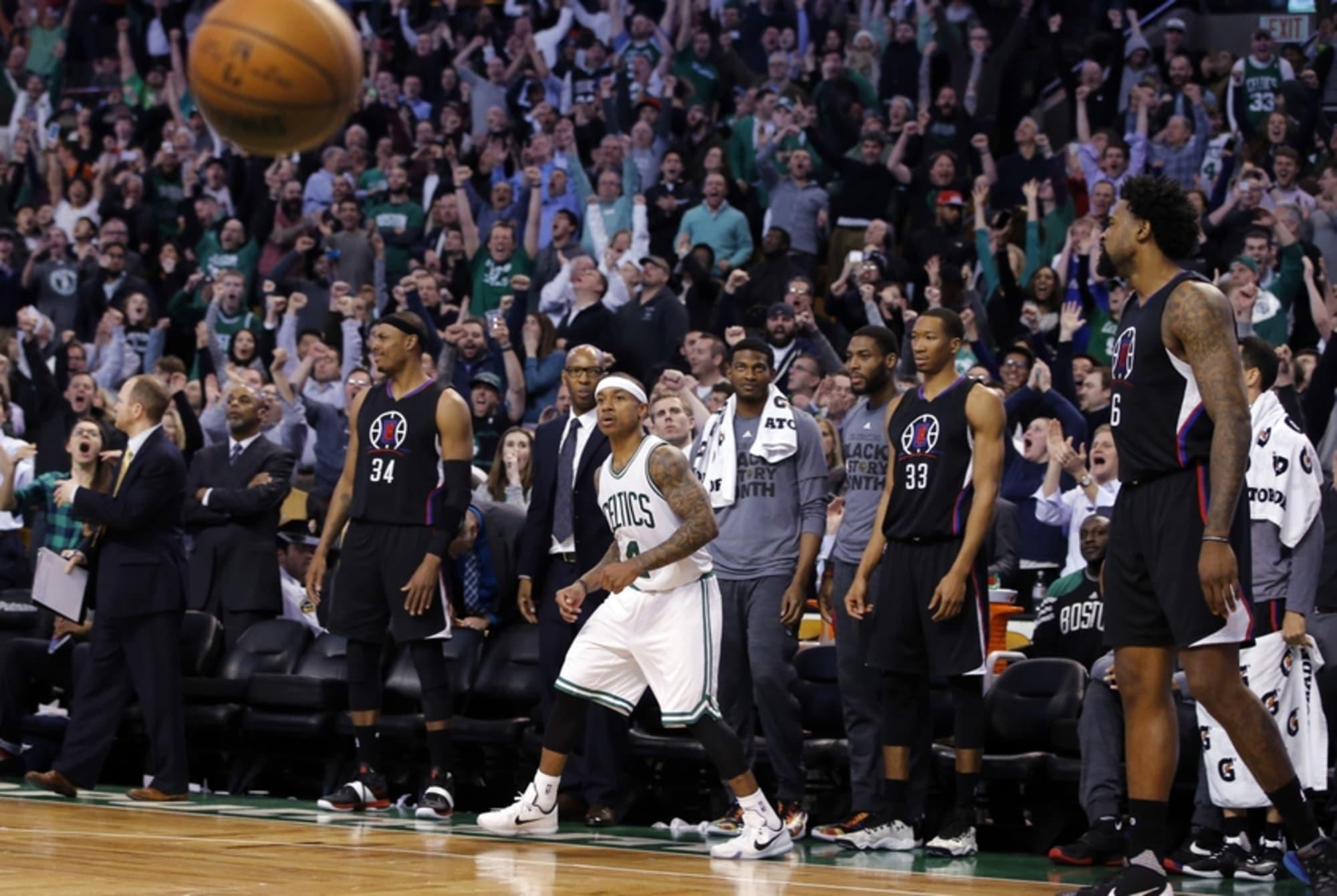 Boston Celtics Facing Biggest Challenge of the Season