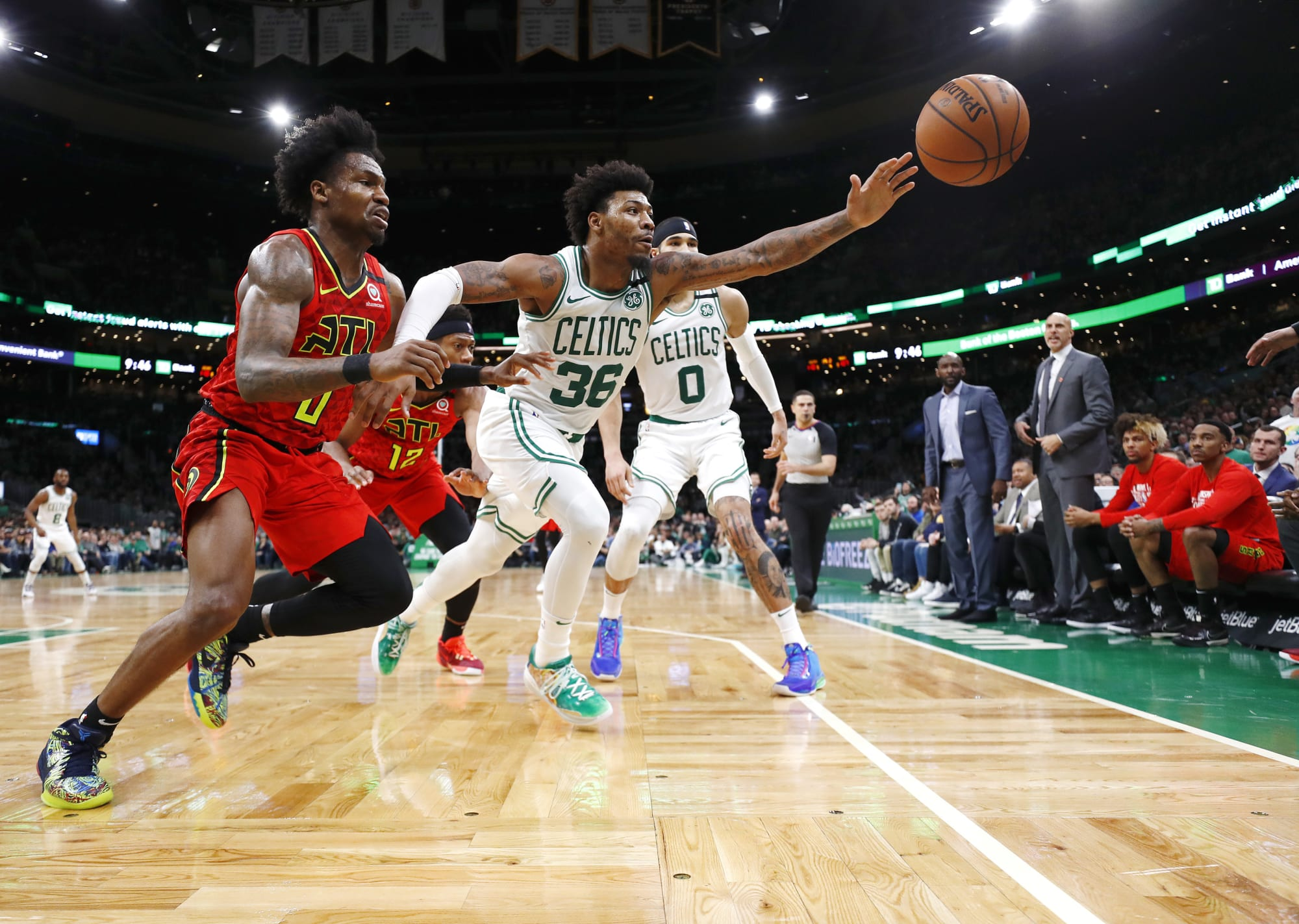 Boston Celtics: a data dive into the impressive play of ...