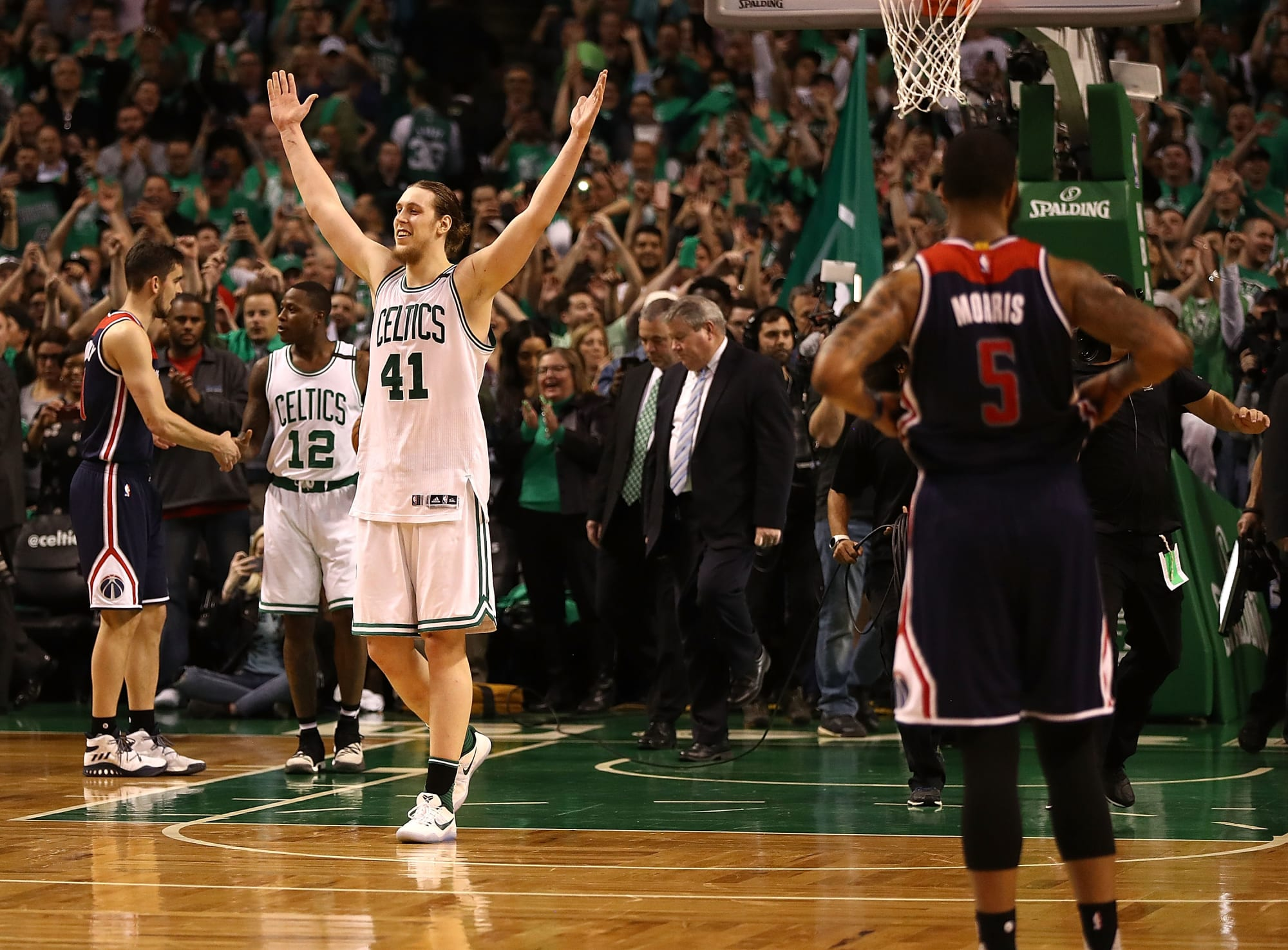 Celtics Wizards Rivalry Needs to Save the East