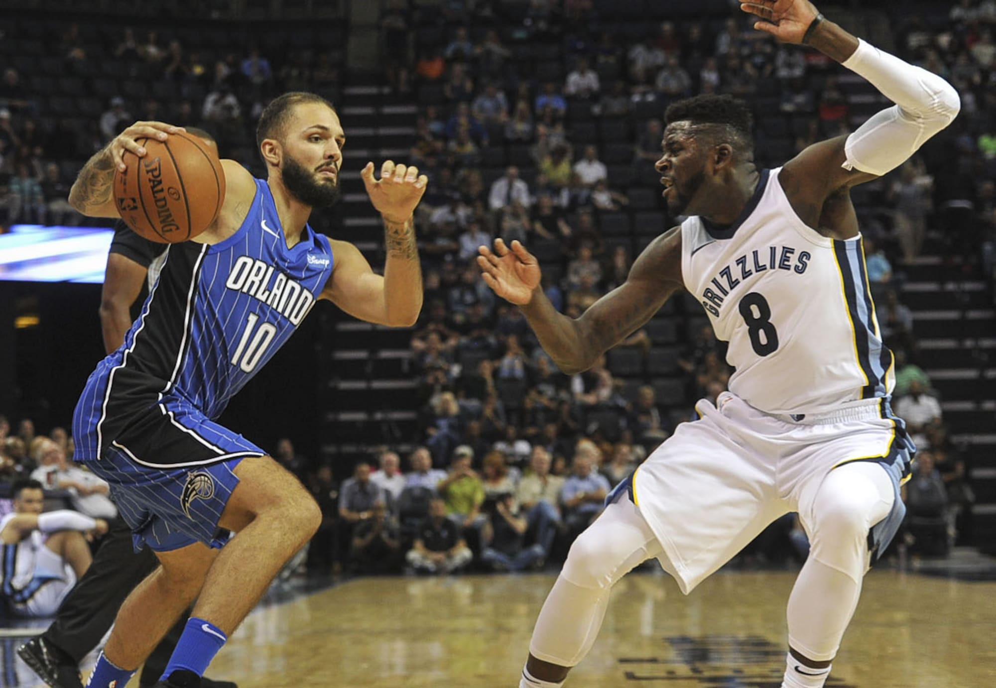 Boston Celtics: B/R lists separate trades for Fournier and ...