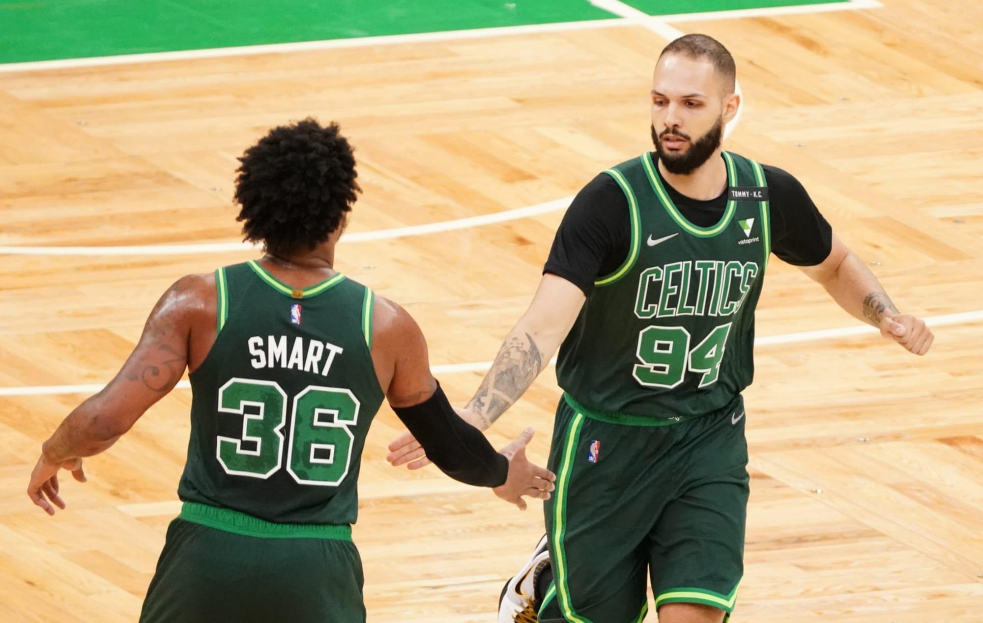 Boston Celtics: 2 Evan Fournier sign-and-trade offseason ...