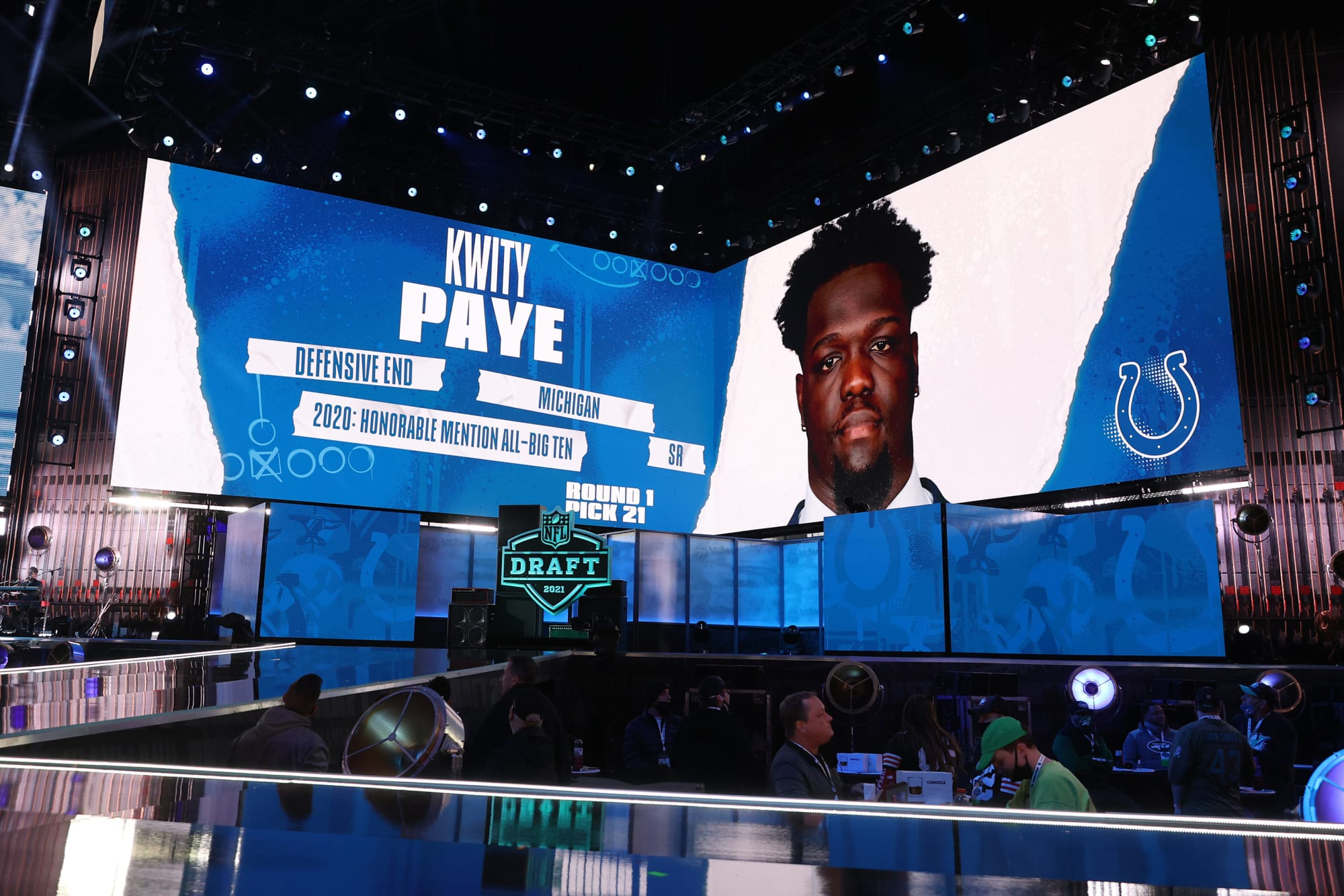 Colts should feel even better about Kwity Paye based on ...