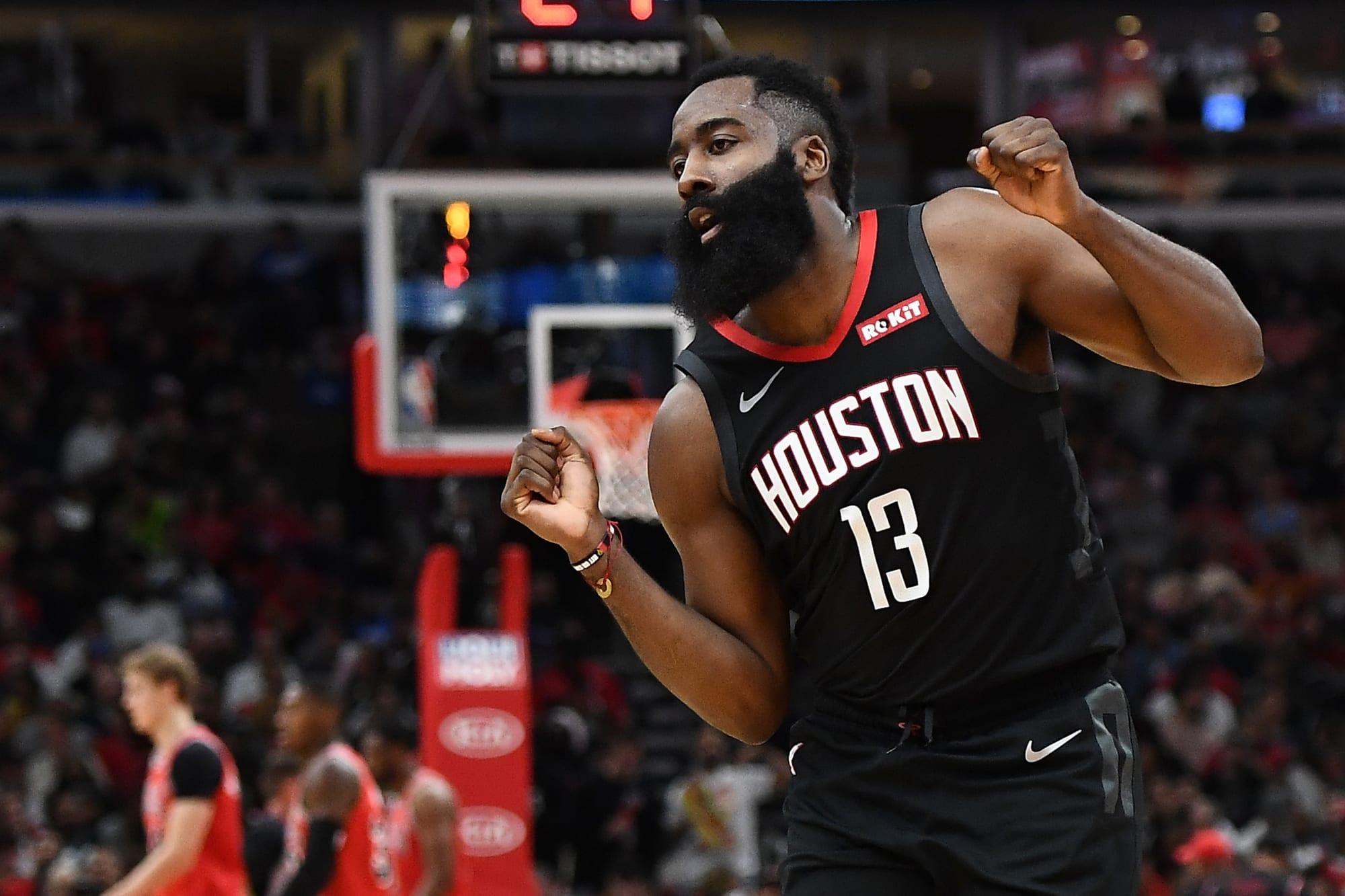 Houston Rockets: James Harden's three-point shooting ...
