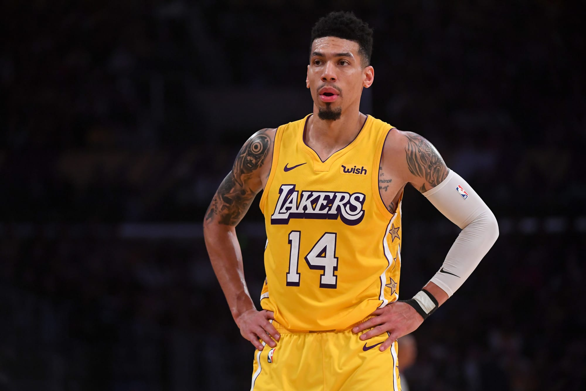 NBA Finals: Danny Green says he and fiancee received death ...