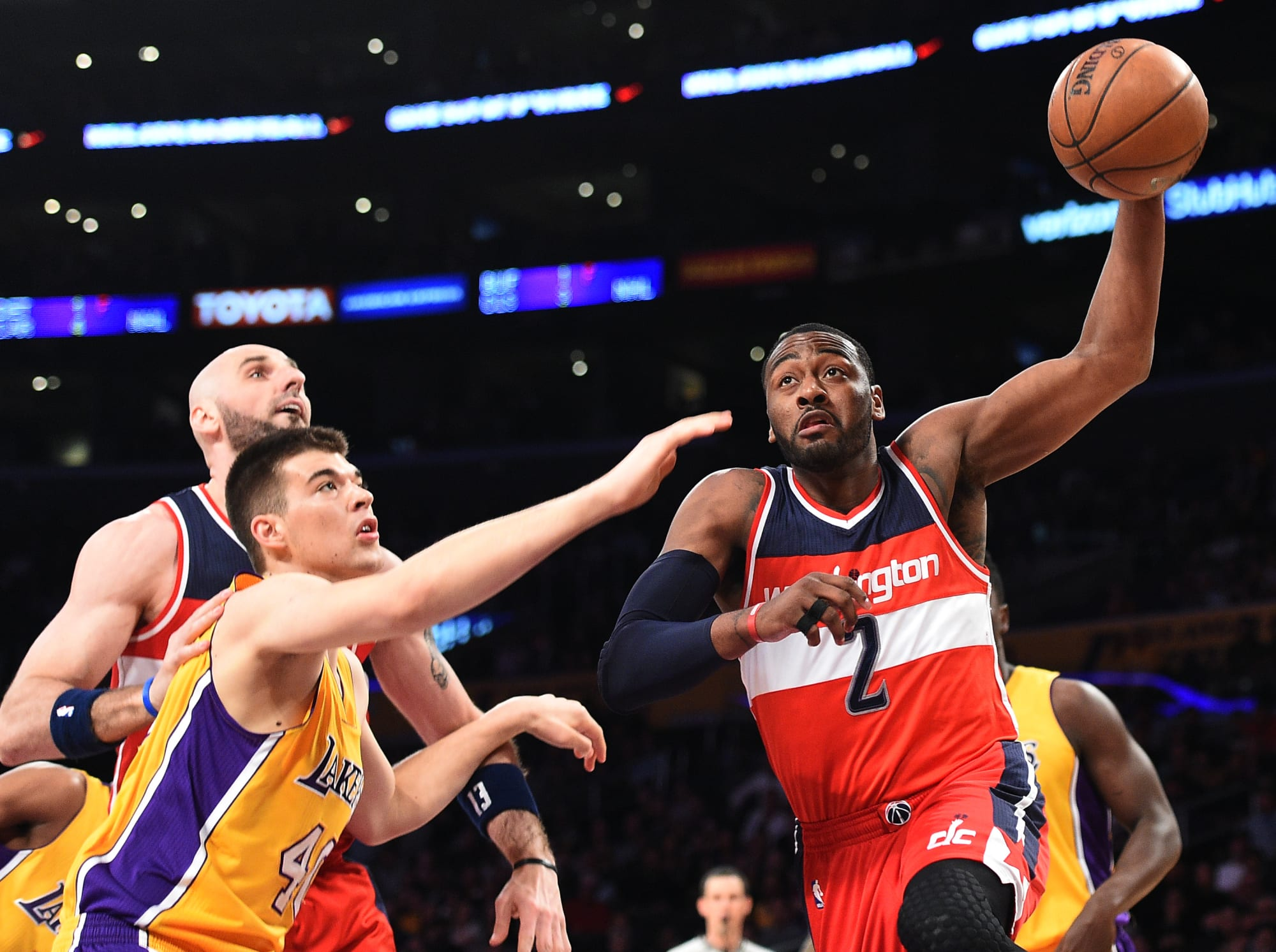 Los Angeles Lakers vs Washington Wizards: How to watch NBA ...