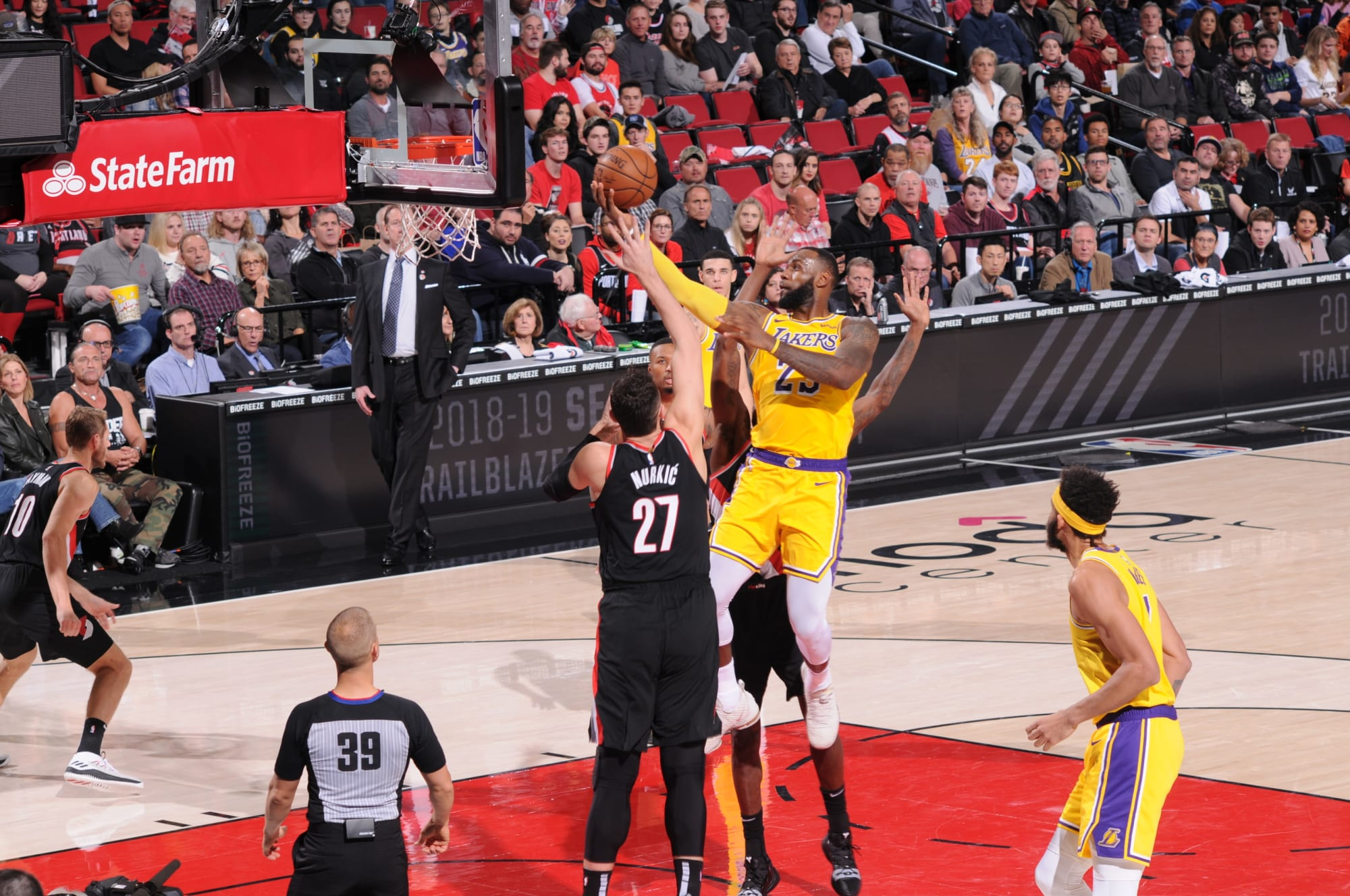 Los Angeles Lakers vs Portland Trail Blazers: Game 14 preview