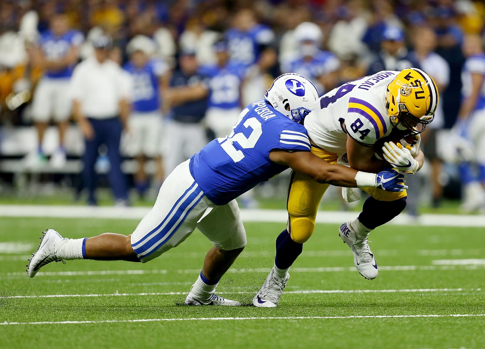 BYU football: Three things we learned from the LSU game