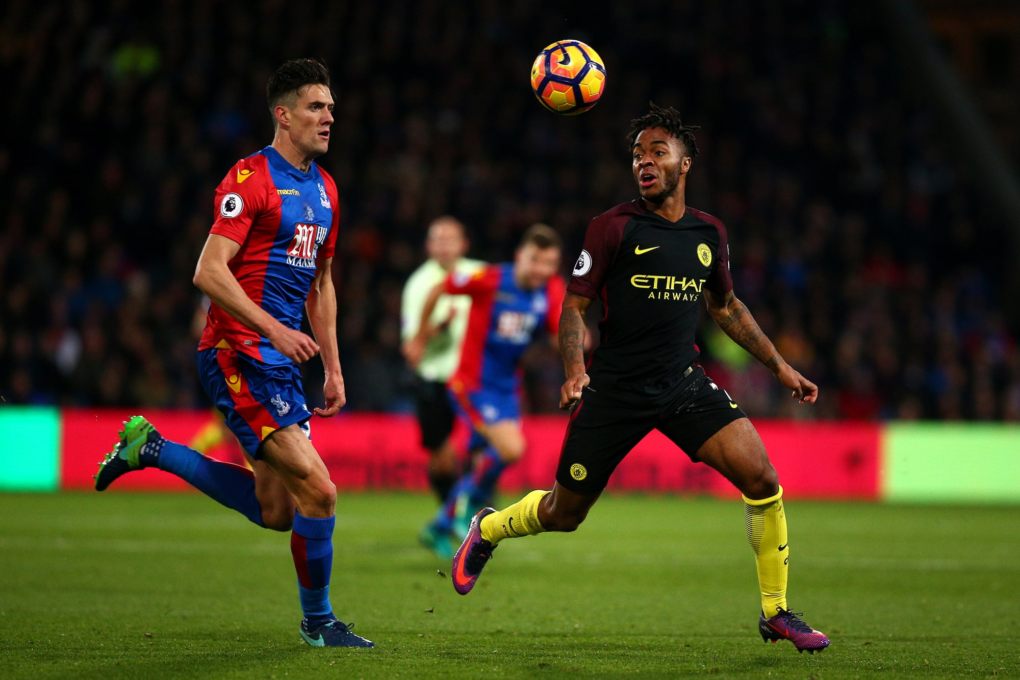 Combined Best XI: Crystal Palace vs. Manchester City