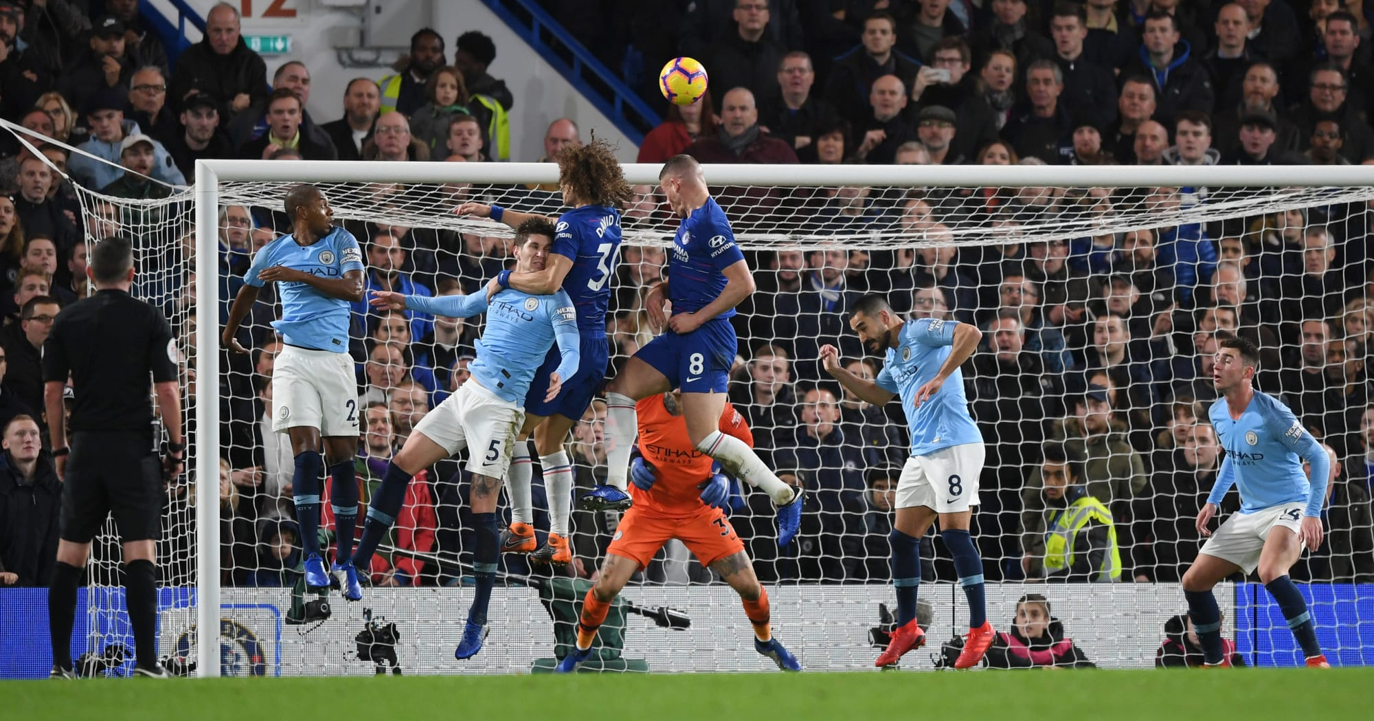 The Final Inquest: Chelsea v Manchester City Player Ratings