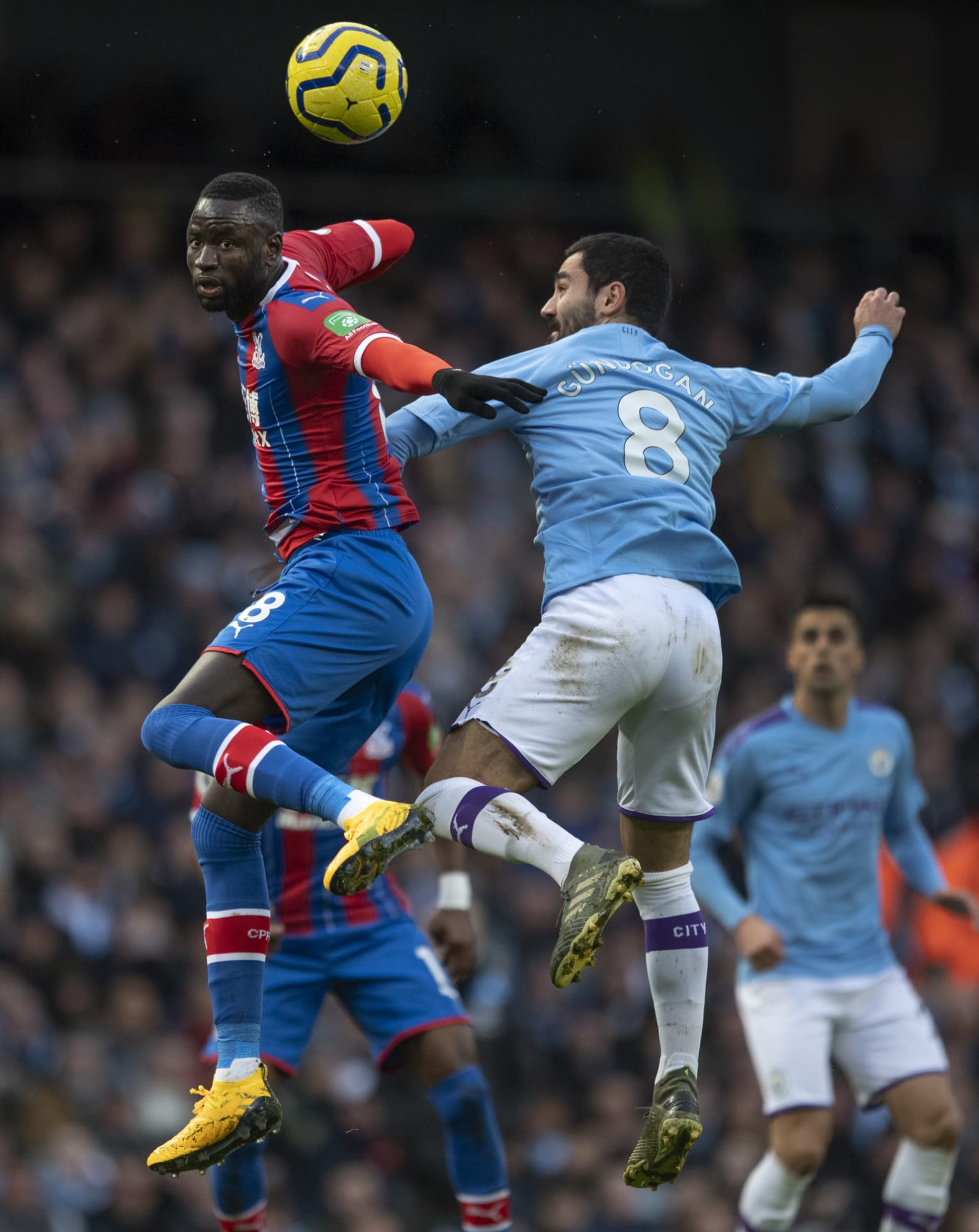 Manchester City-Crystal Palace Preview: Gaining Ground