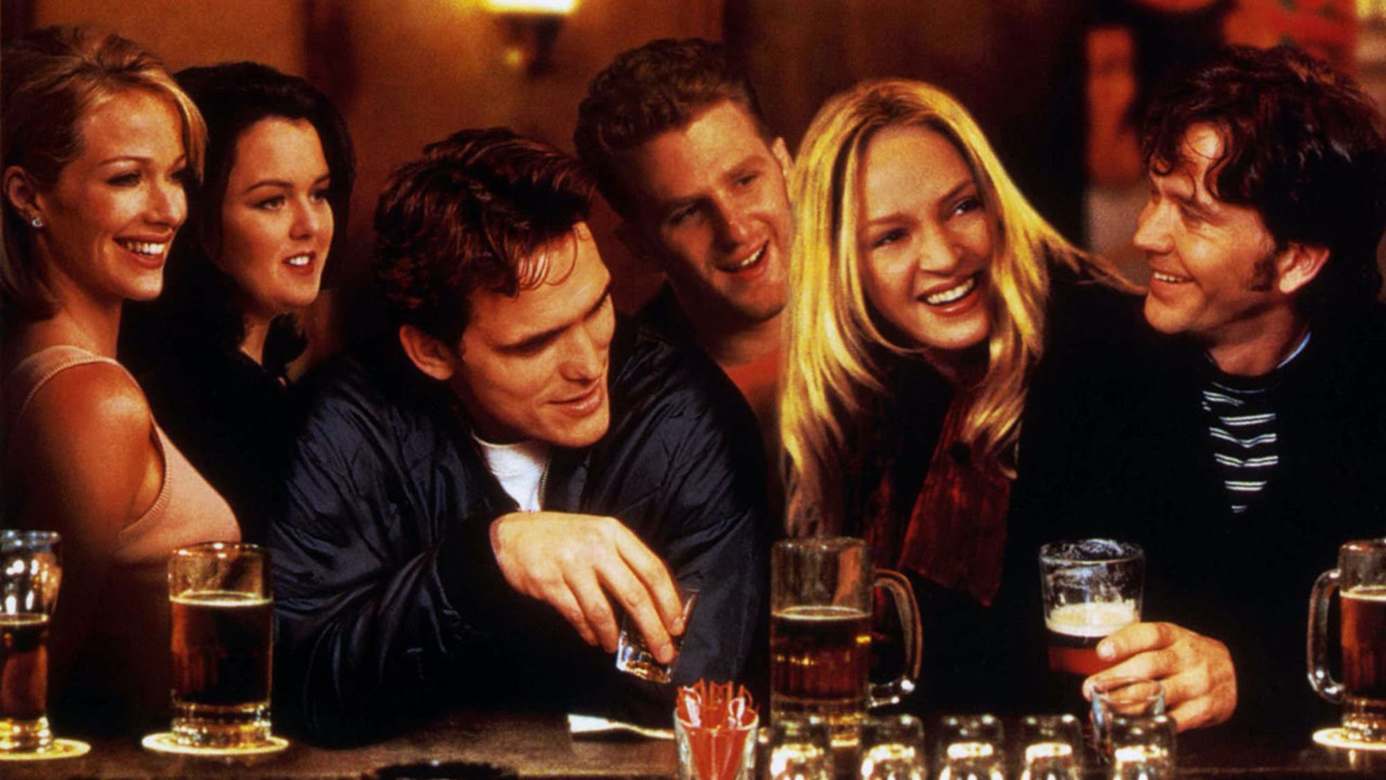 50 Best Romantic Movies on Netflix: Beautiful Girls