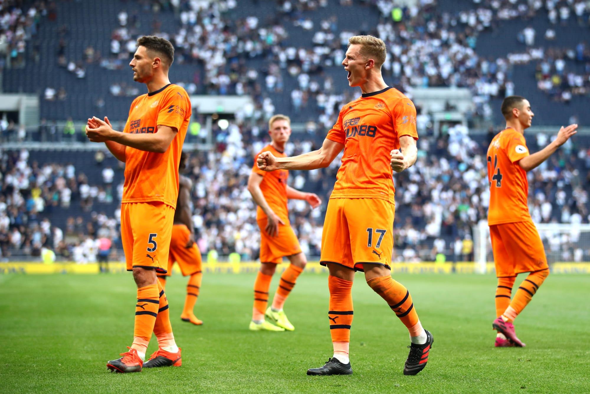 Tottenham Newcastle