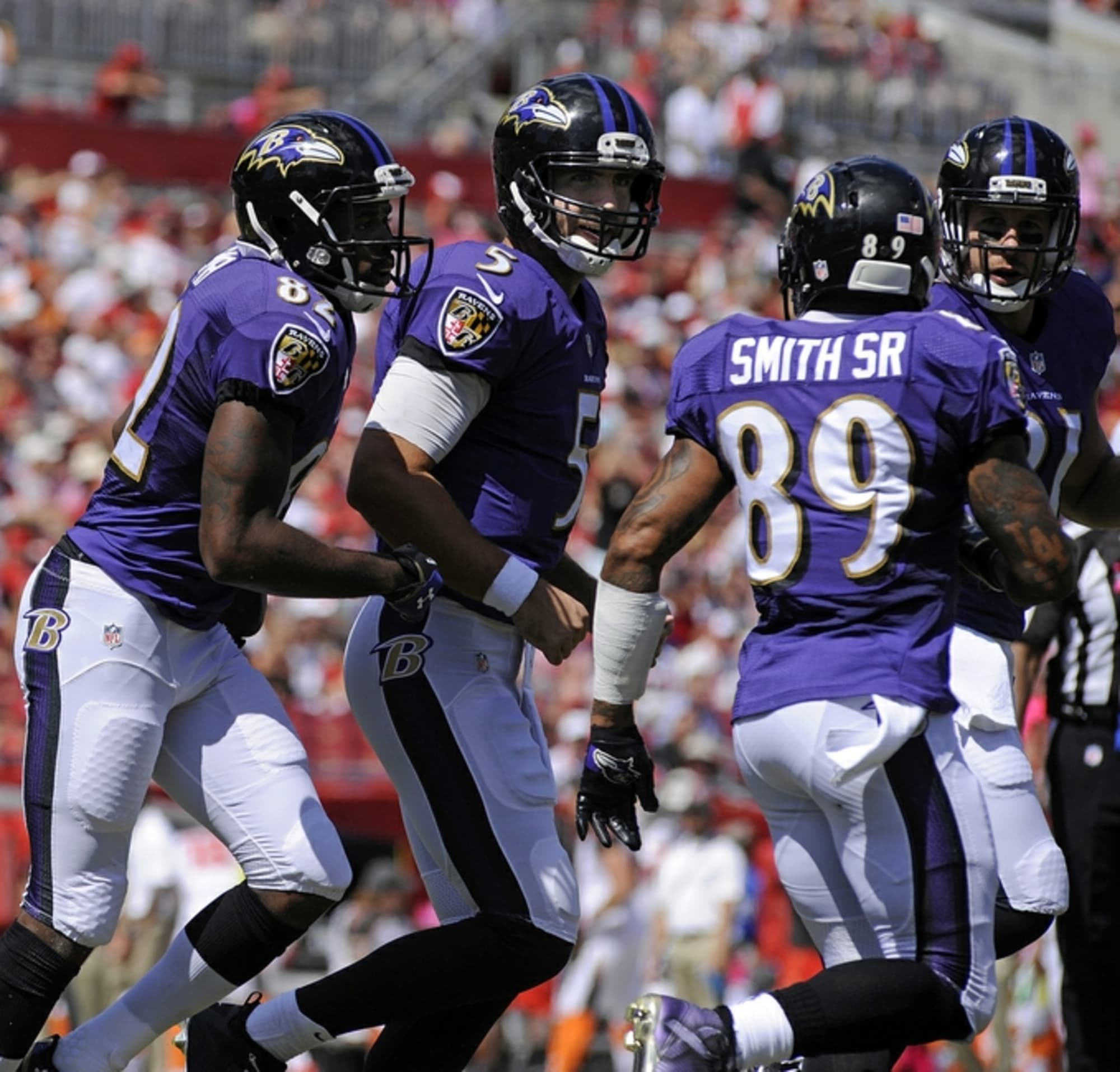 Ravens Can Take Control of AFC North in Cincinnati - CBS DC