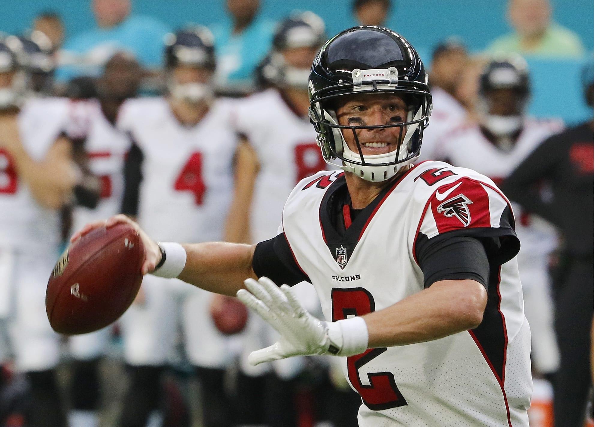 NFL Power Rankings 2017: Falcons make major statement