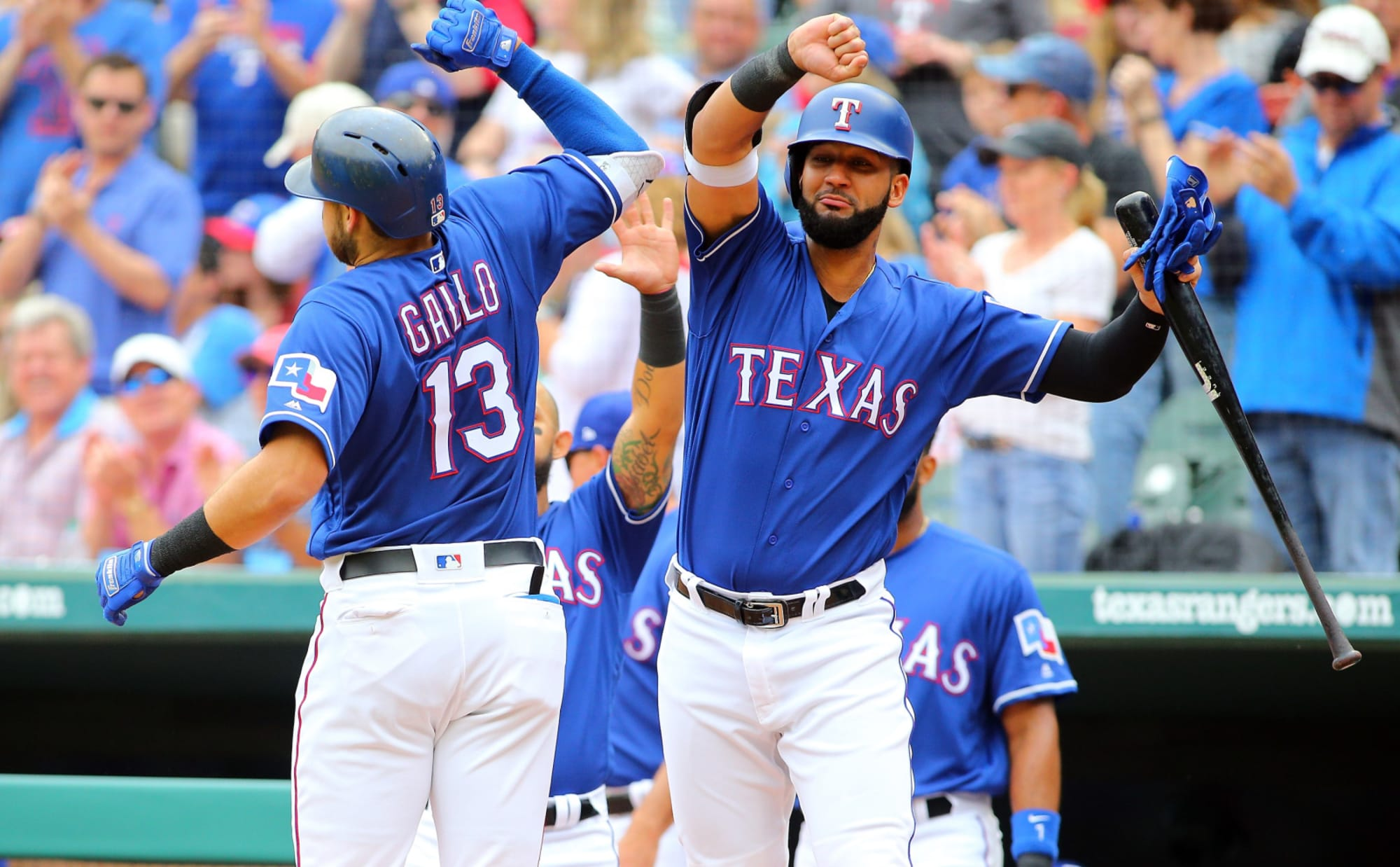 Why excitement for the Texas Rangers should carry beyond