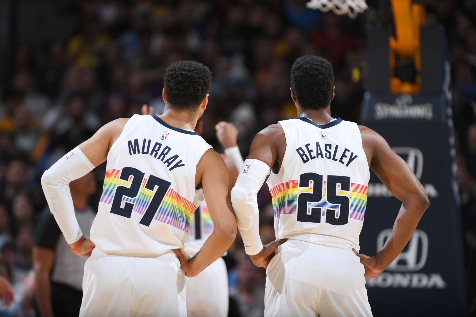 Denver Nuggets vs. Lakers: Player of the game in Denver