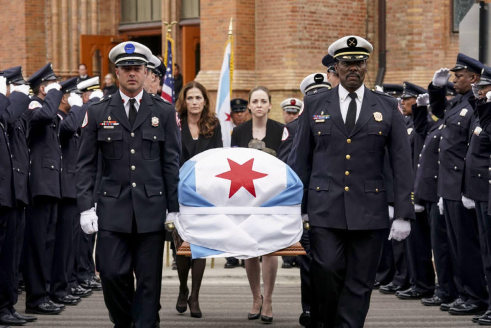 Chicago Fire Staffel 7 Sendetermine