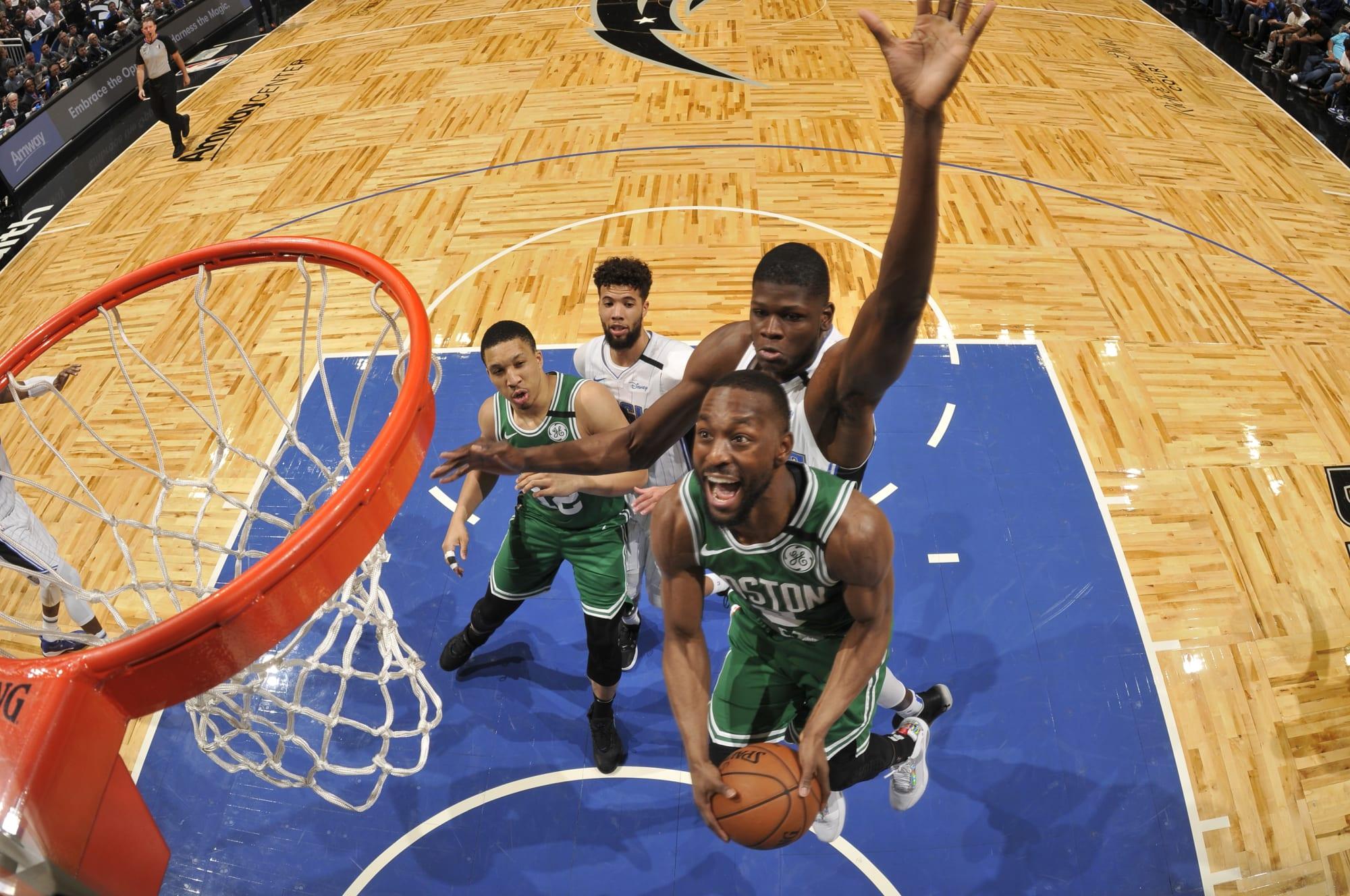 Orlando Magic Grades: Kemba Walker attacks giving Boston ...