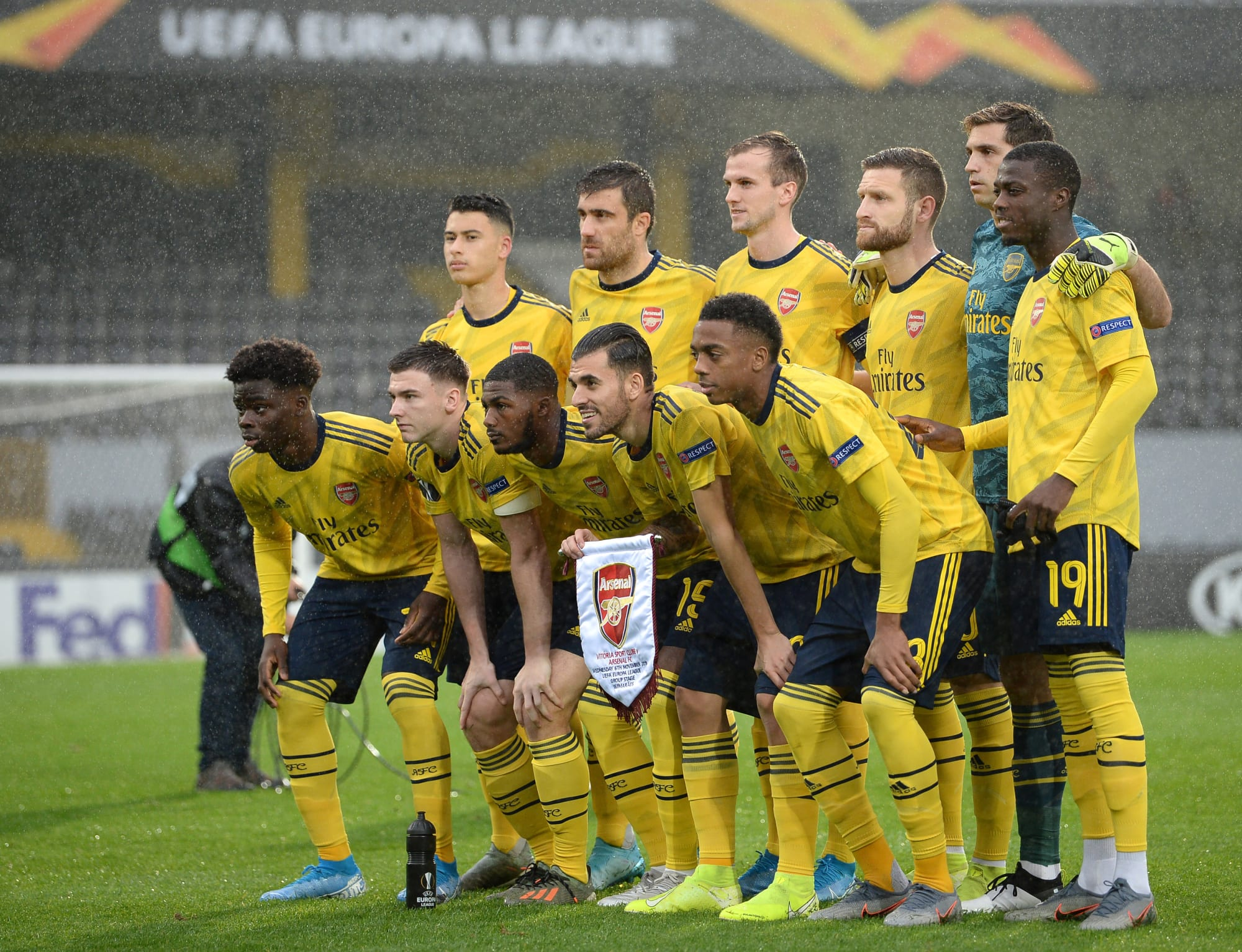Arsenal vs Dundalk: Thursday's Europa League Preview