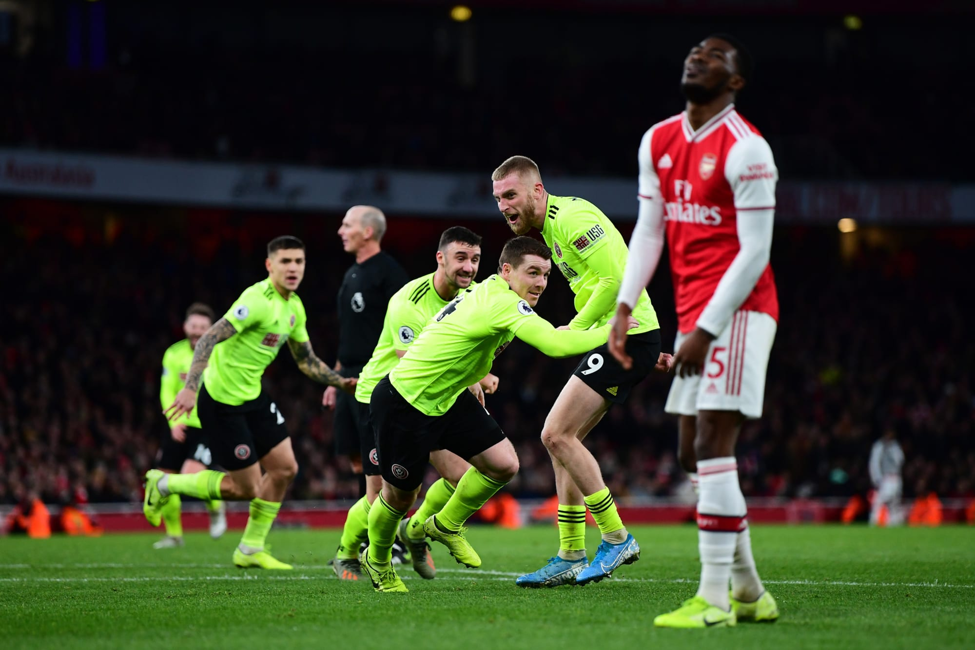 Arsenal vs Sheffield United Premier League Preview