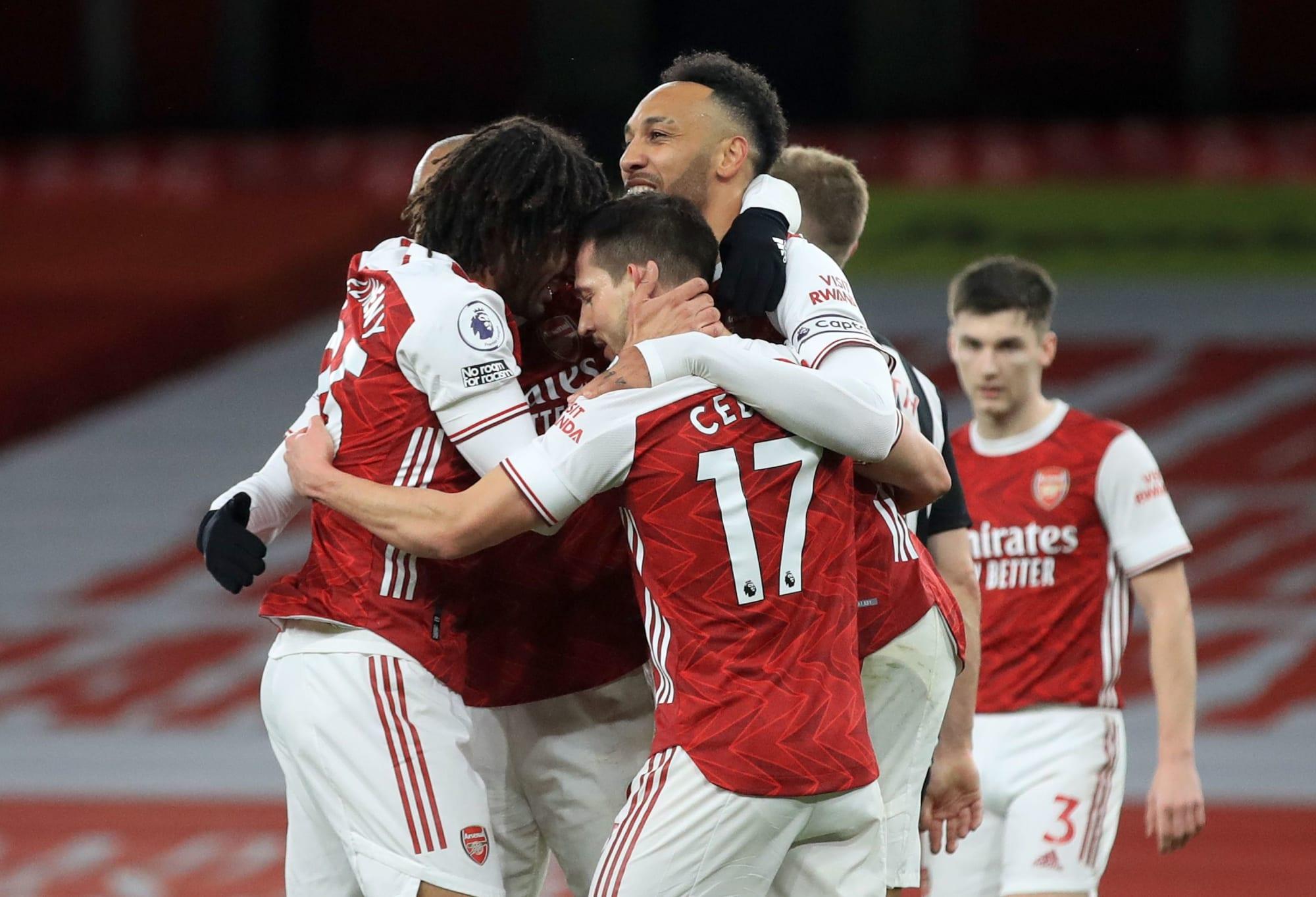 Arsenal Player Ratings vs Newcastle: Premier League Clash